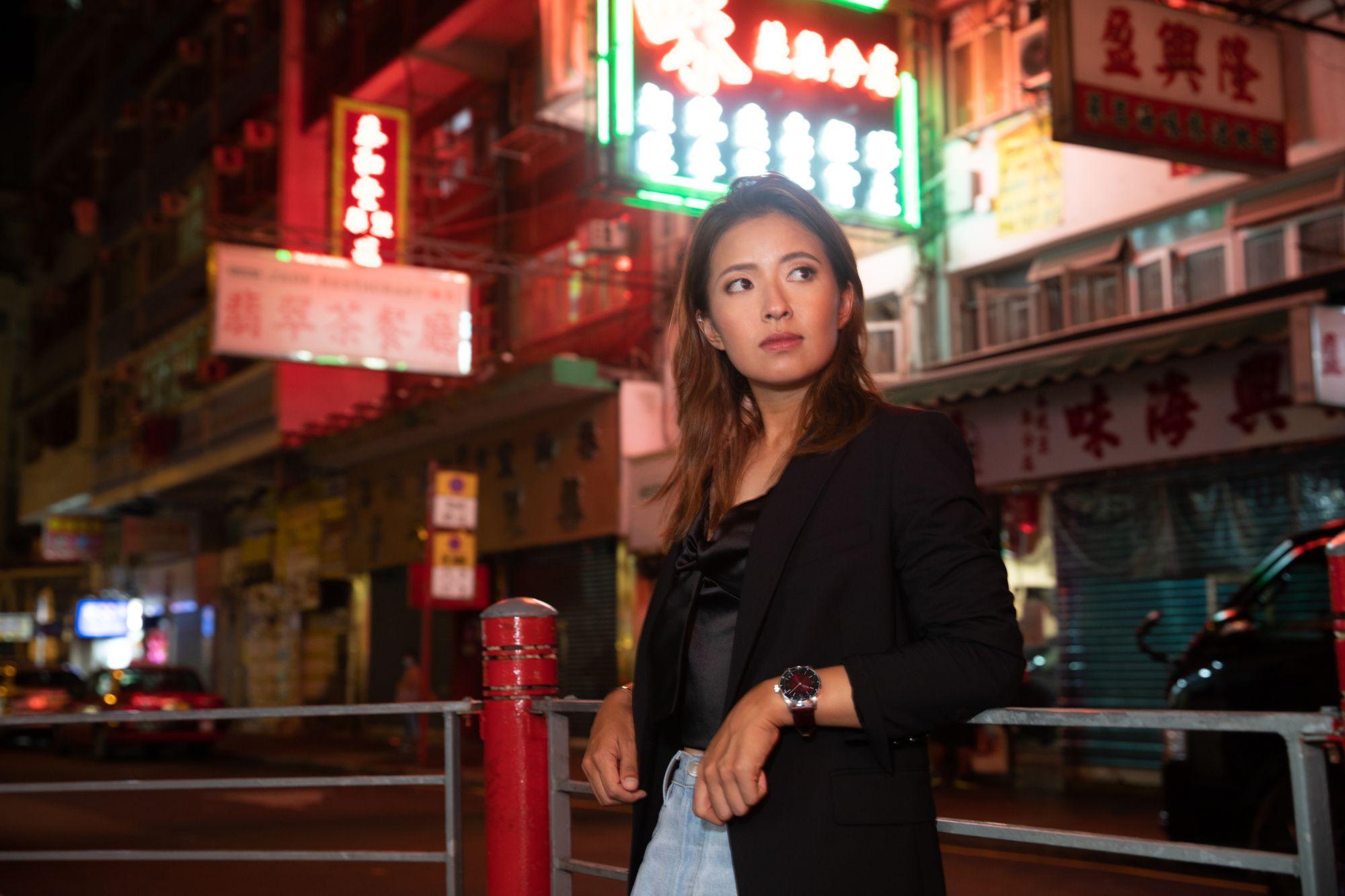 Hong Kong Professional Golfer Tiffany Chan Dares To Dream Big