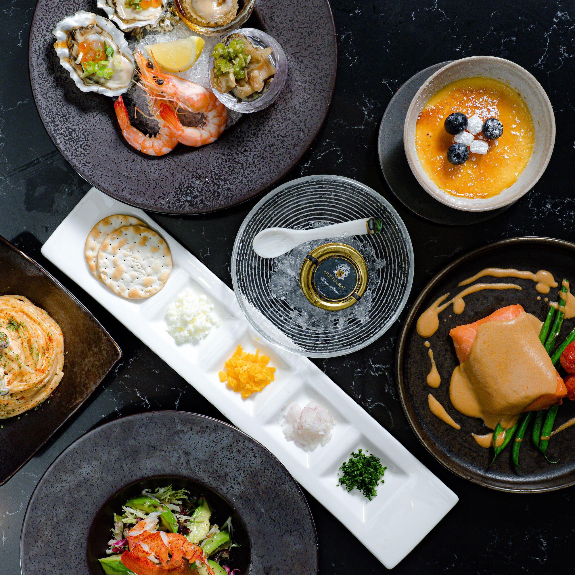 Hong Kong Restaurant News: Oktoberfest at Basehall, Free-Flow Brunch at Zeng and More