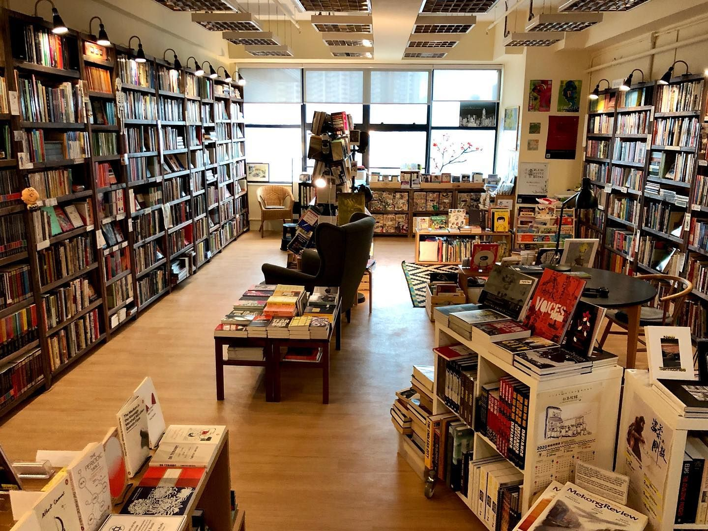 The Best Book Stores In Hong Kong