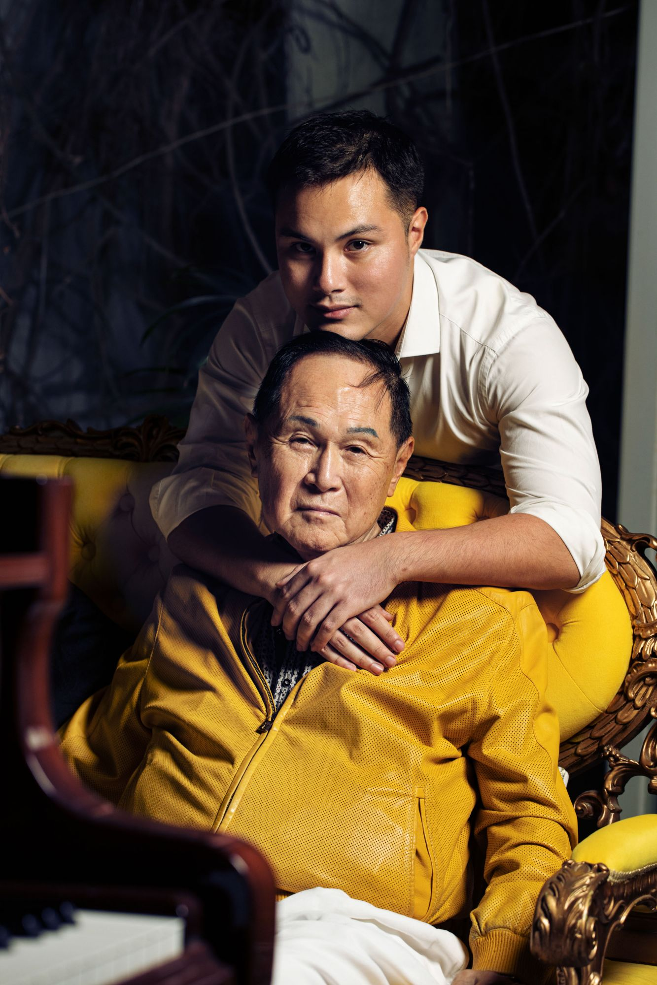 10 Minutes with Cecil Chao's Youngest Son, Roman Chao
