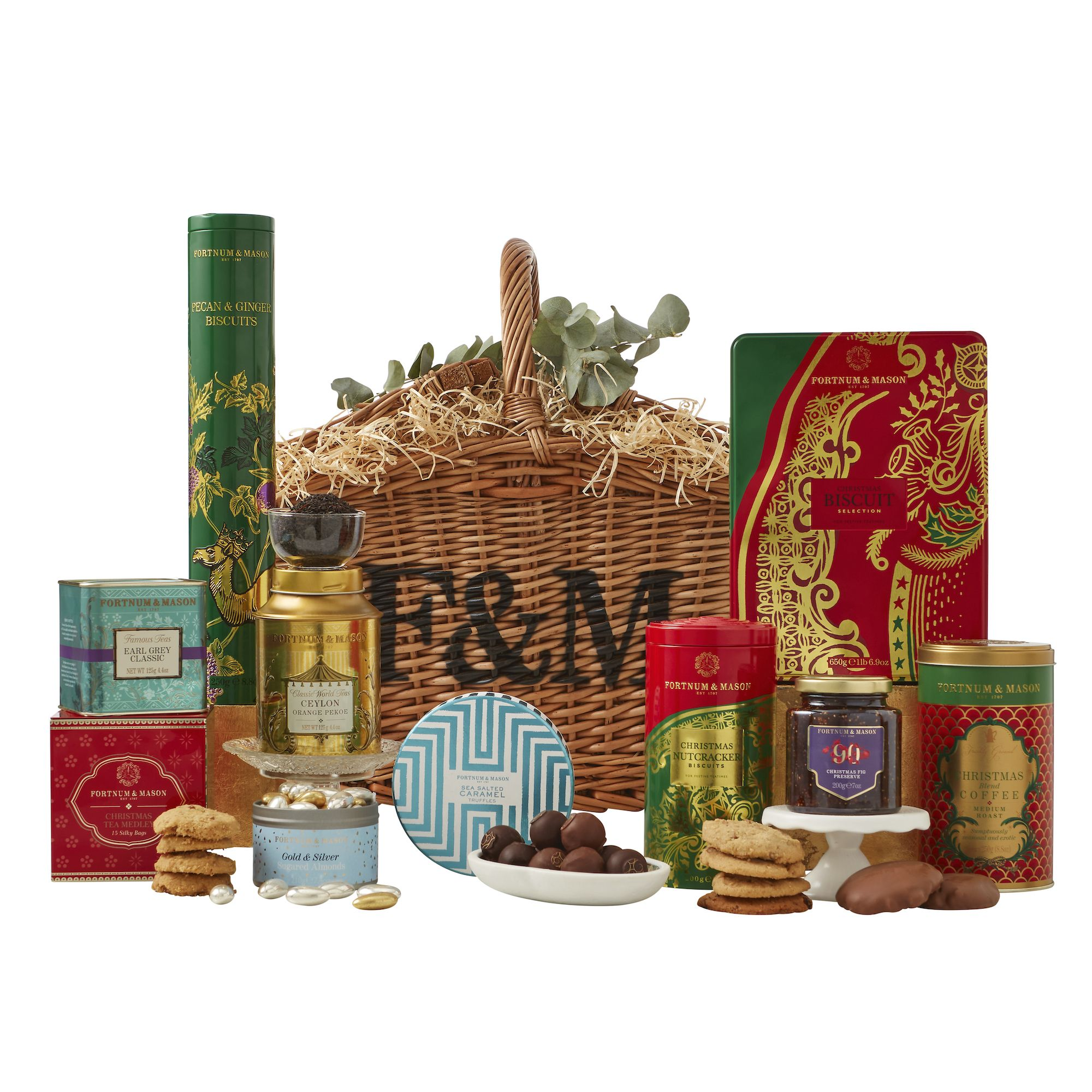 Christmas Gift Guide 2020 The Best Luxury Food Wine Gifts Tatler Hong Kong