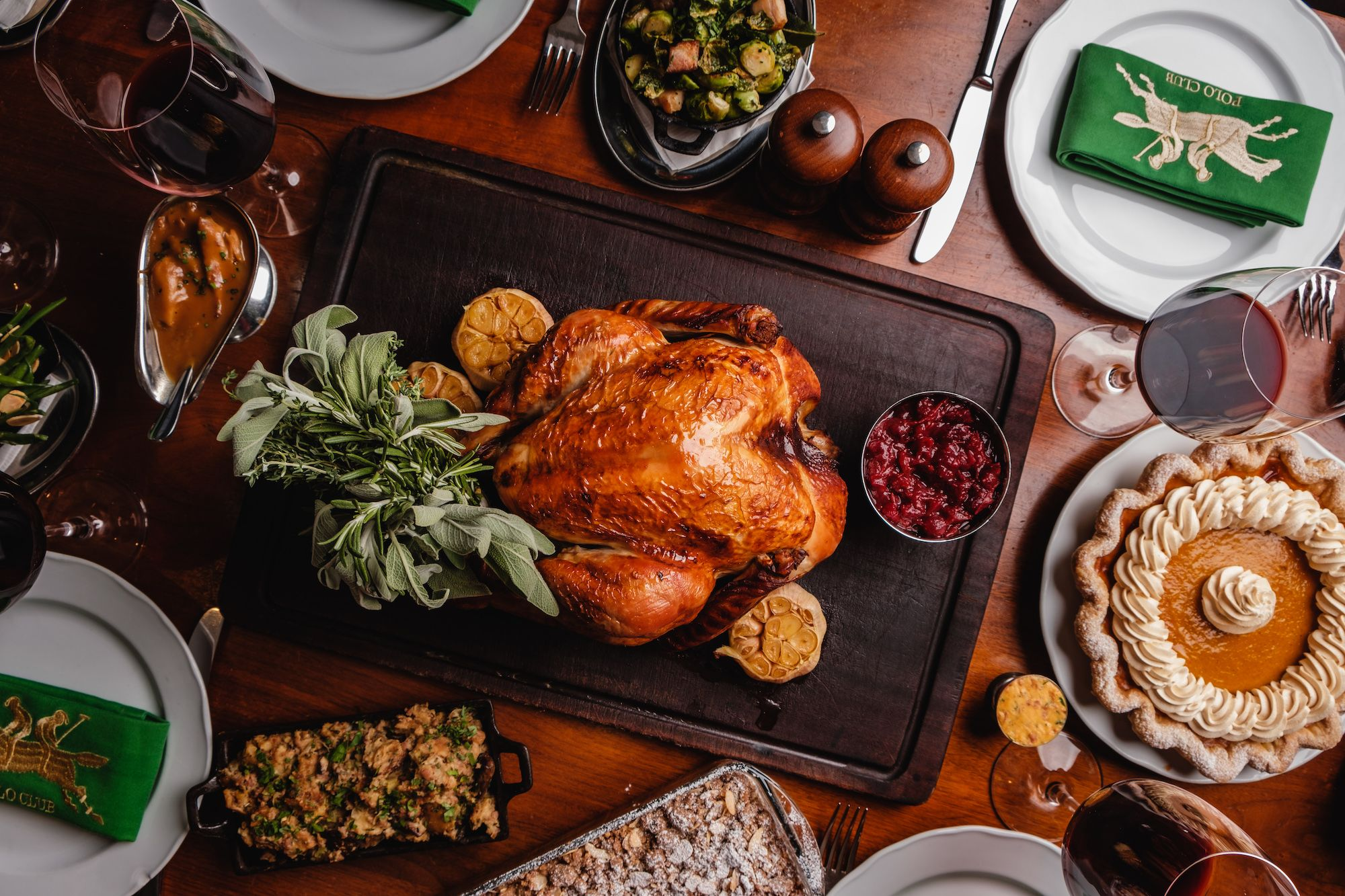 Thanksgiving 2020: Dining Out And Delivery Options In Hong Kong