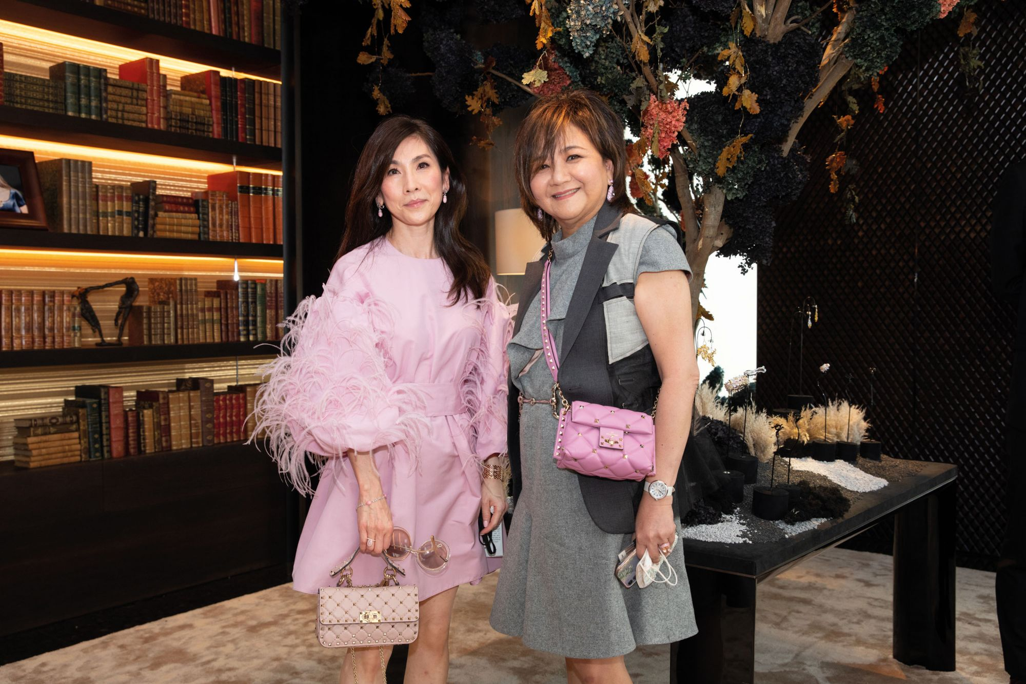Inside Cindy Chao's Private Jewellery Preview Event In Central