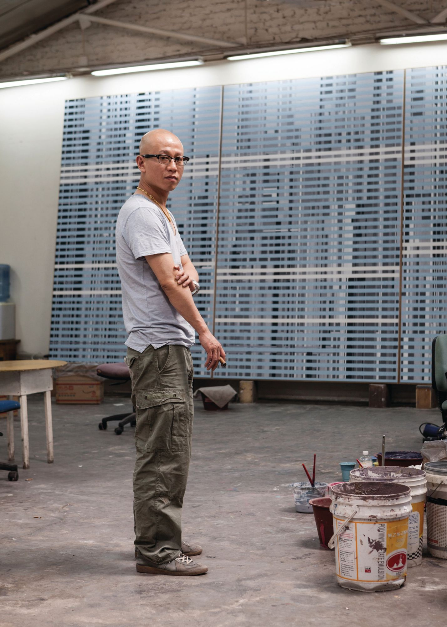 Chinese Artist Liu Wei Discusses His Upcoming Exhibition And Quest To Create Thought-Provoking Artworks