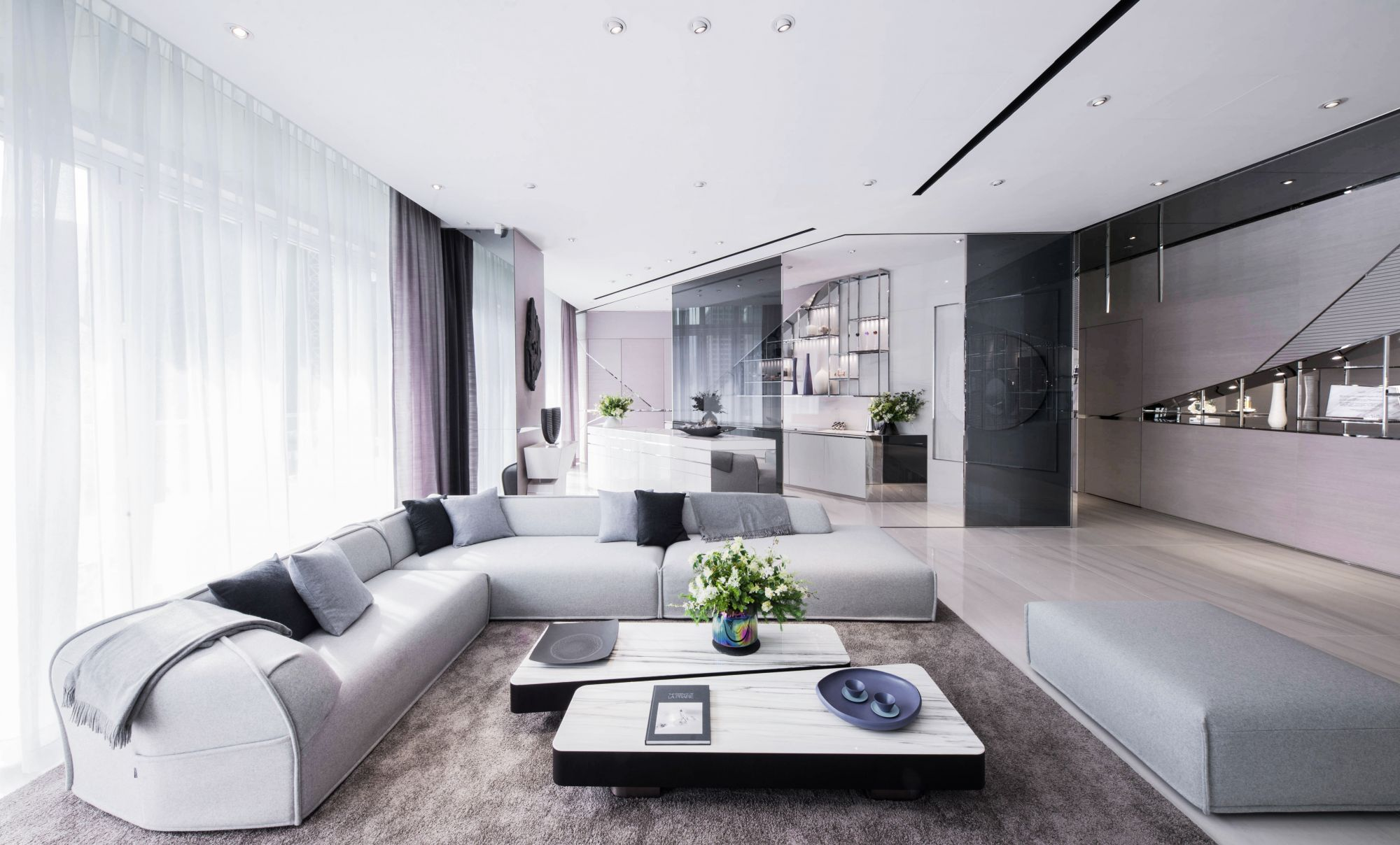 La Prairie Opens A Soothingly Swiss Brand Residence In H Queen's, Central