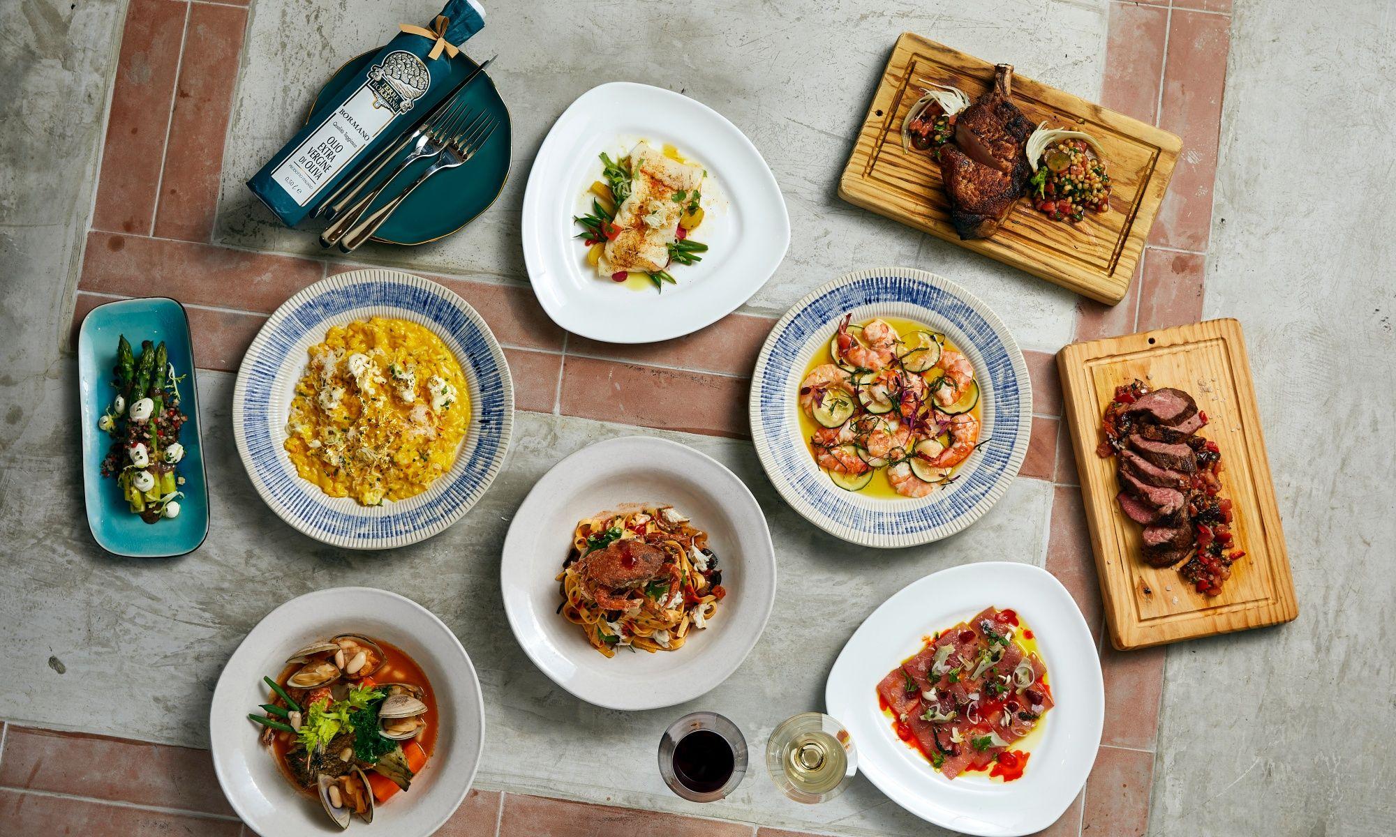 New Italian Restaurant Etna Brings Al Fresco Dining To Tin Hau