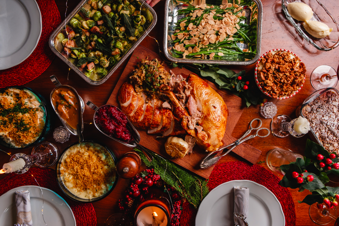 Christmas 2020: Dining Out And Delivery Options In Hong Kong