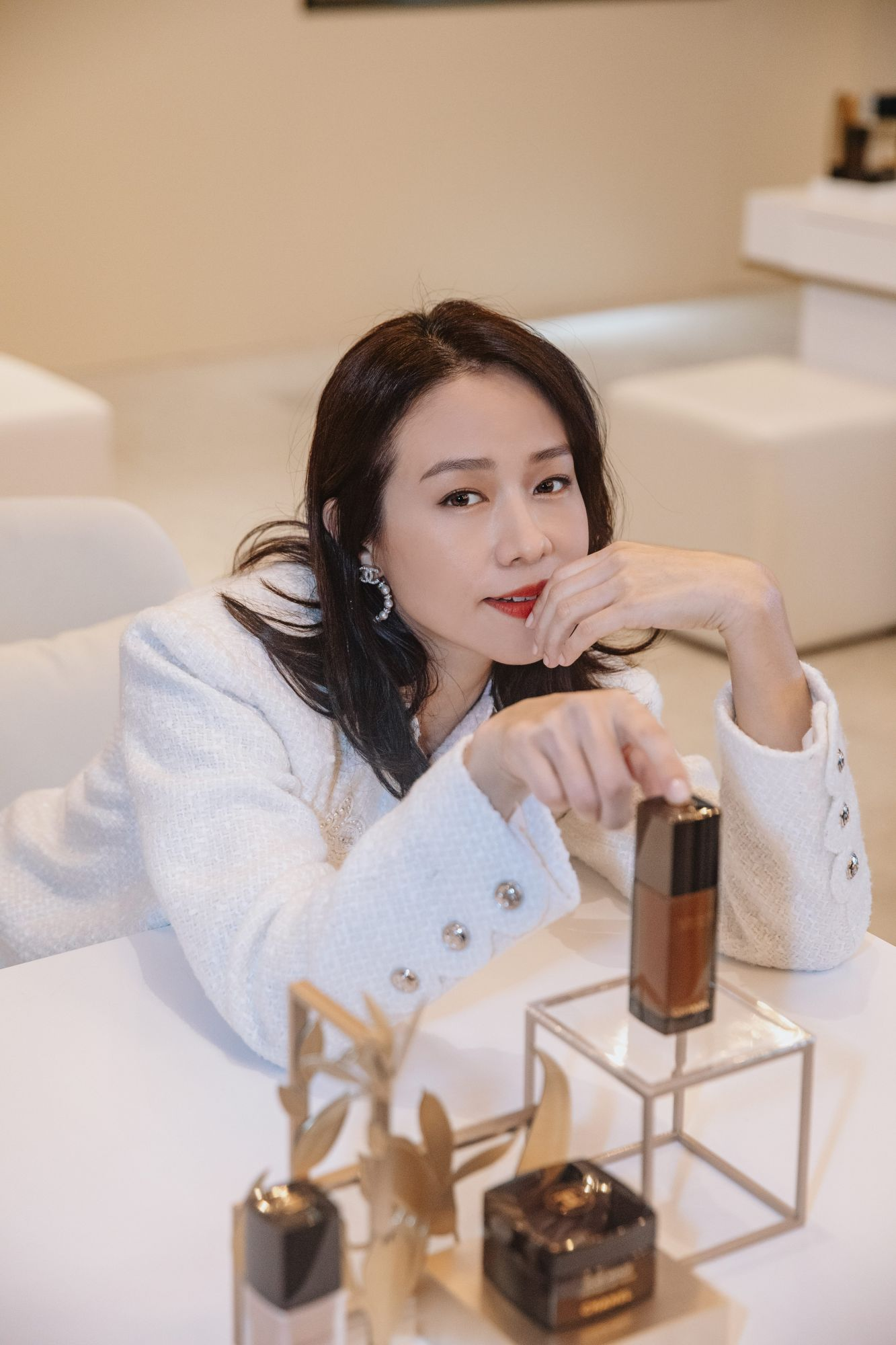 Karena Lam On Chanel's Latest Addition To The Sublimage Skincare Collection
