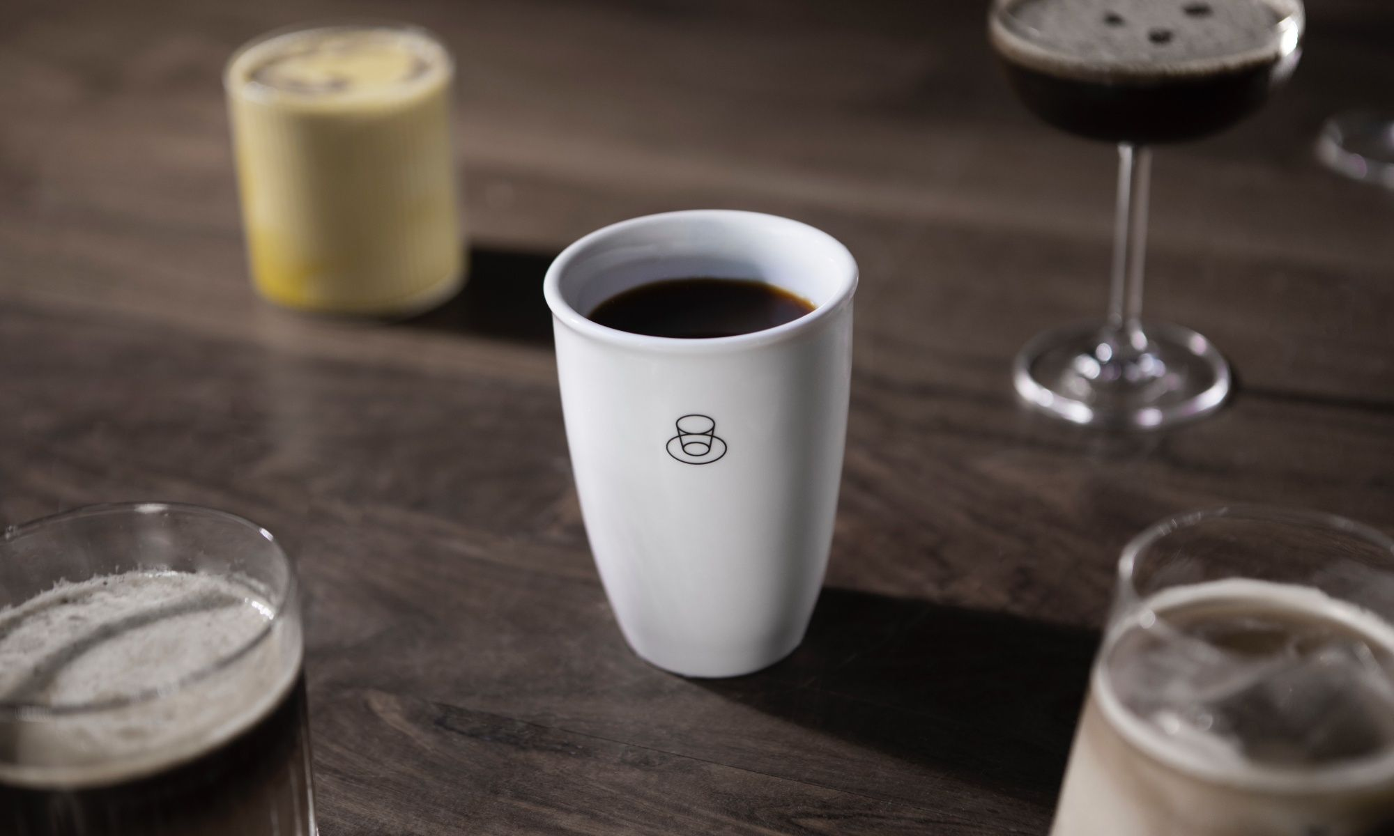 Between Coffee, Jia Group's First Japanese-Style Café, Debuts At Tai Kwun