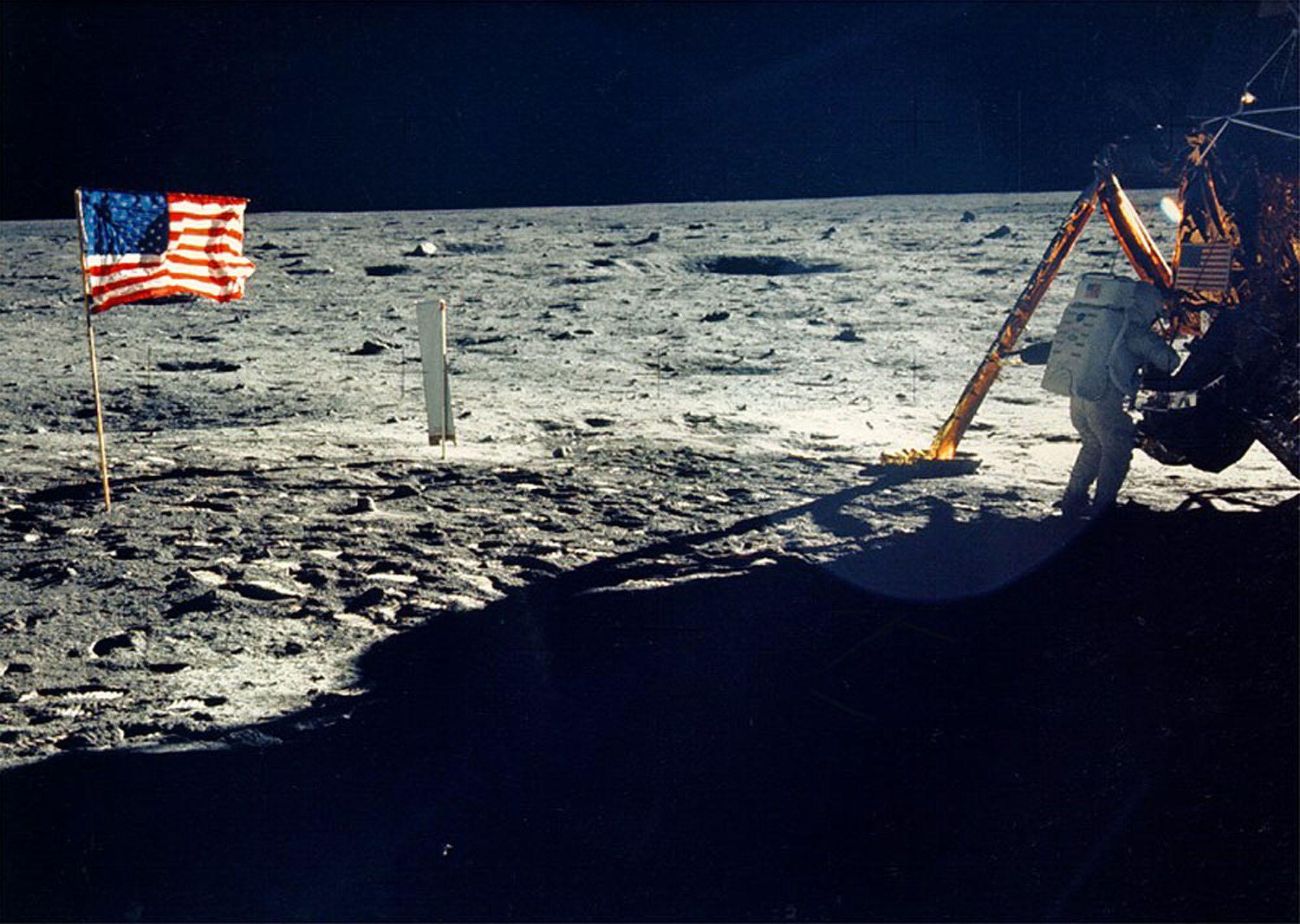 A Rare Lot Of NASA Photographs Is Hitting The Auction Block This November