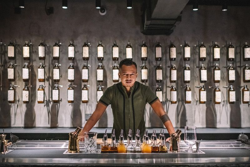 Penicillin And Dead &, Two Bars By The Founders Of The Old Man, Are Now Open