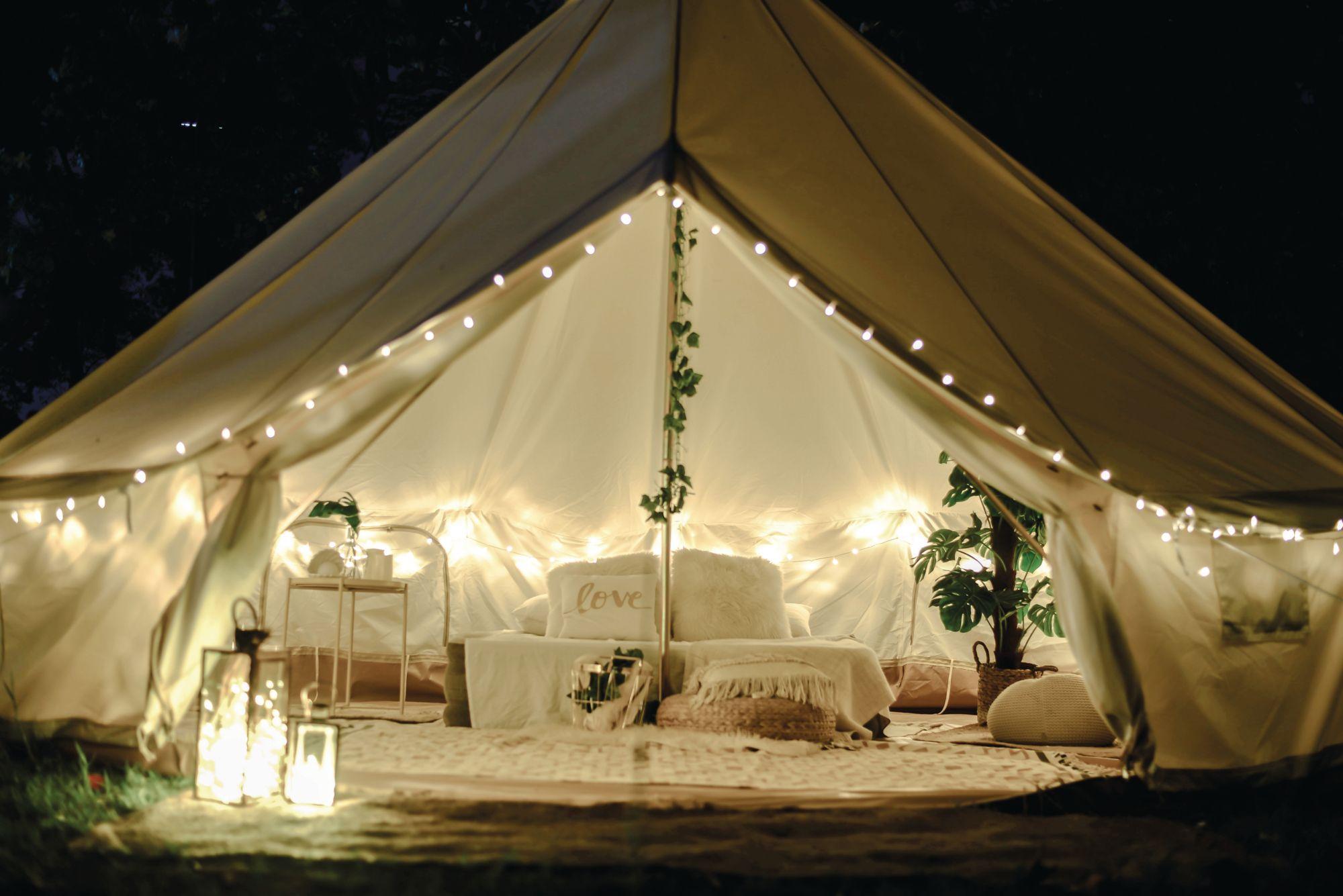 Tatler露營指南:4種雅痞露營提案,最精緻講究的戶外探險