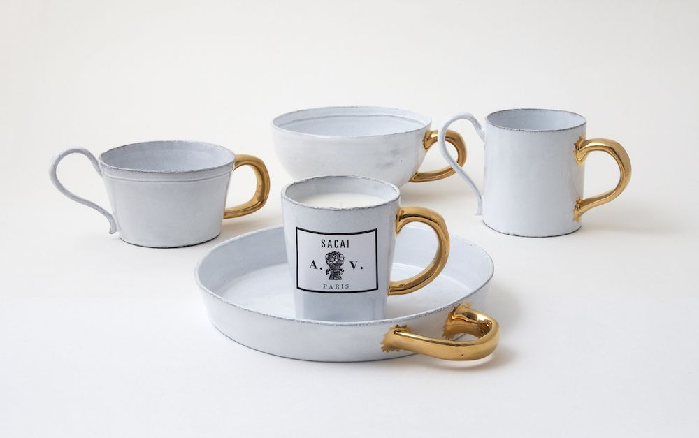 Astier tea set, available at the Nihao/Hello sacai pop-up at Belowground, Landmark from 1 December (photo: courtesy)