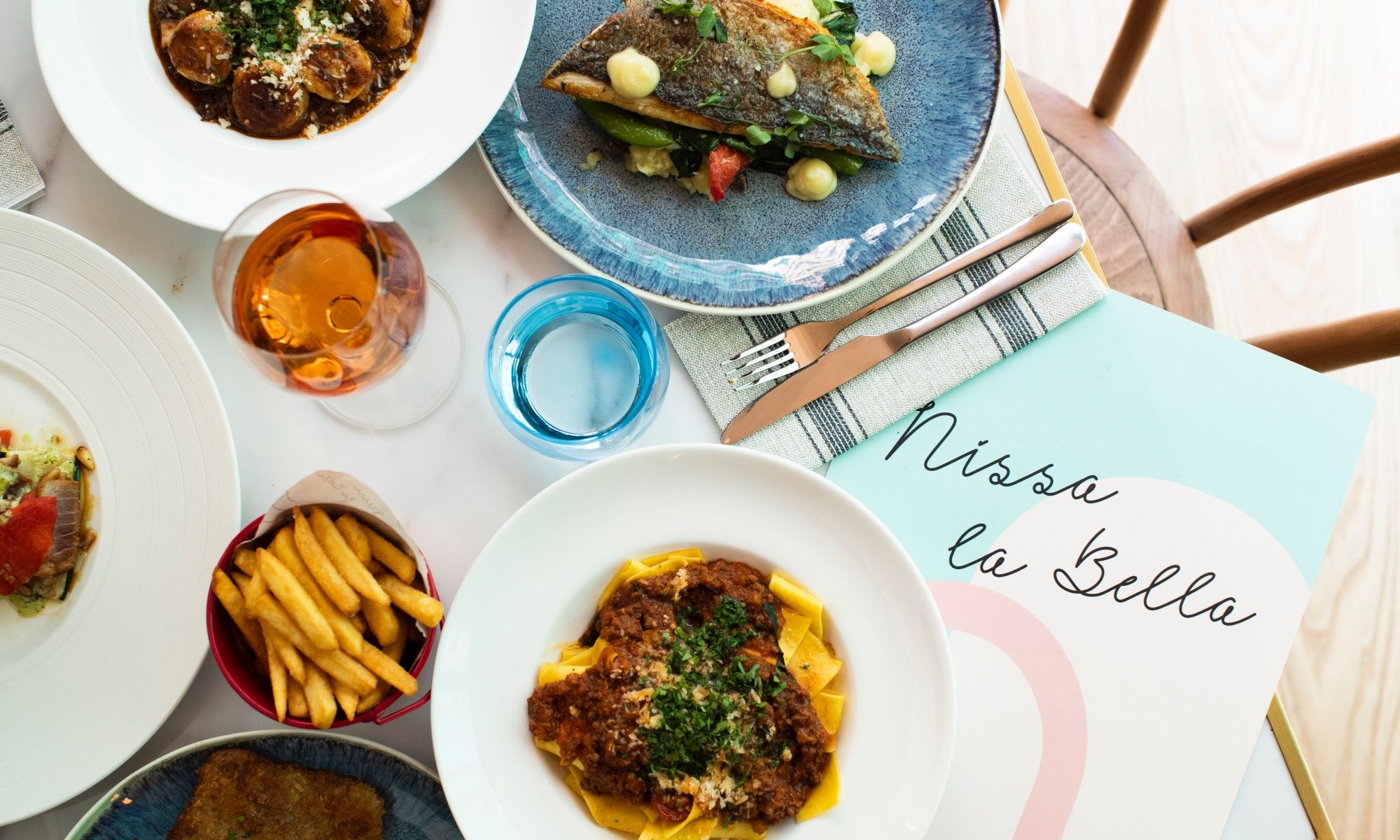 French Restaurant Nissa La Bella To Open In Sheung Wan This November