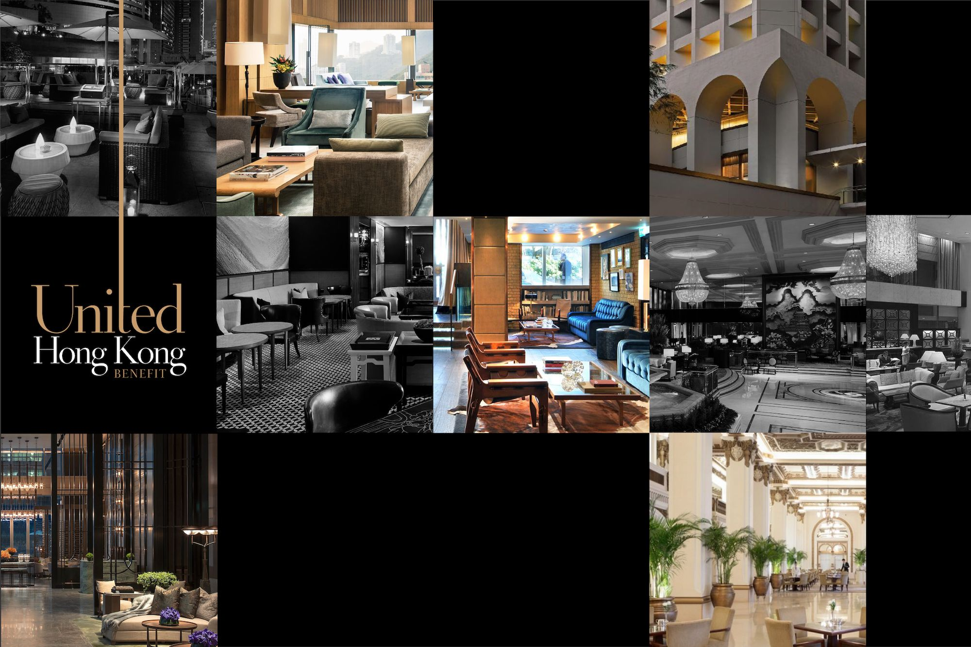 United Hong Kong: Showcasing The Best Hotels In The City