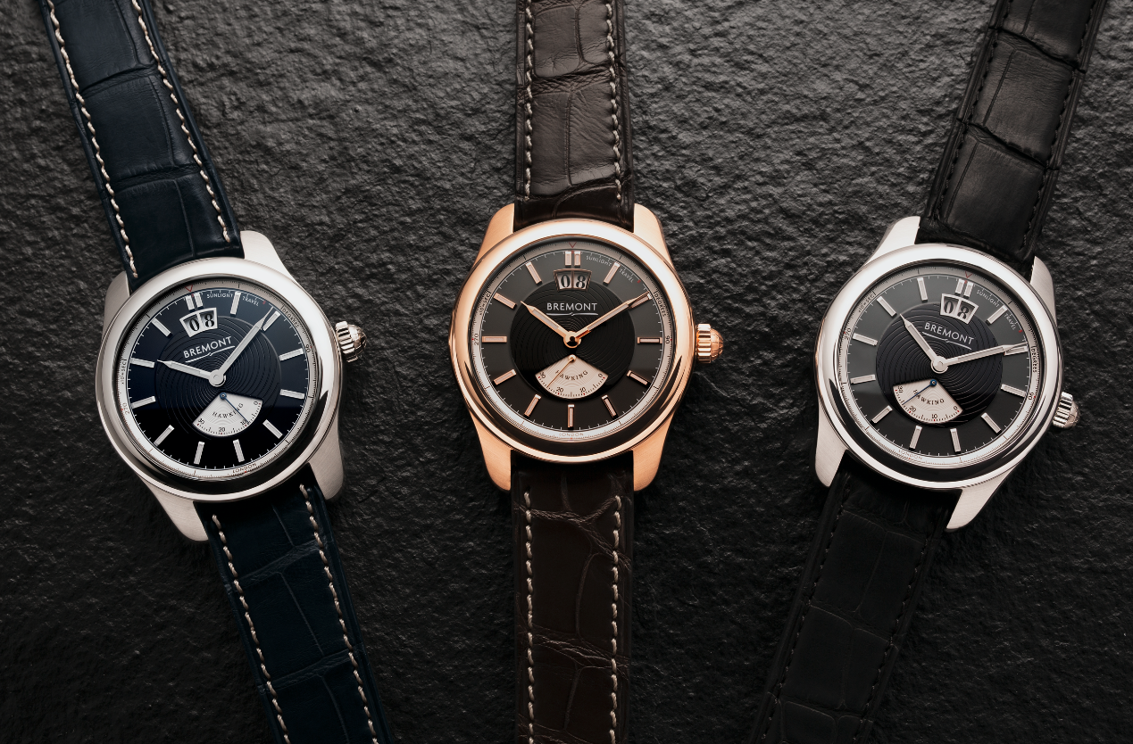 First Look: The All-New Bremont Hawking Watch Collection