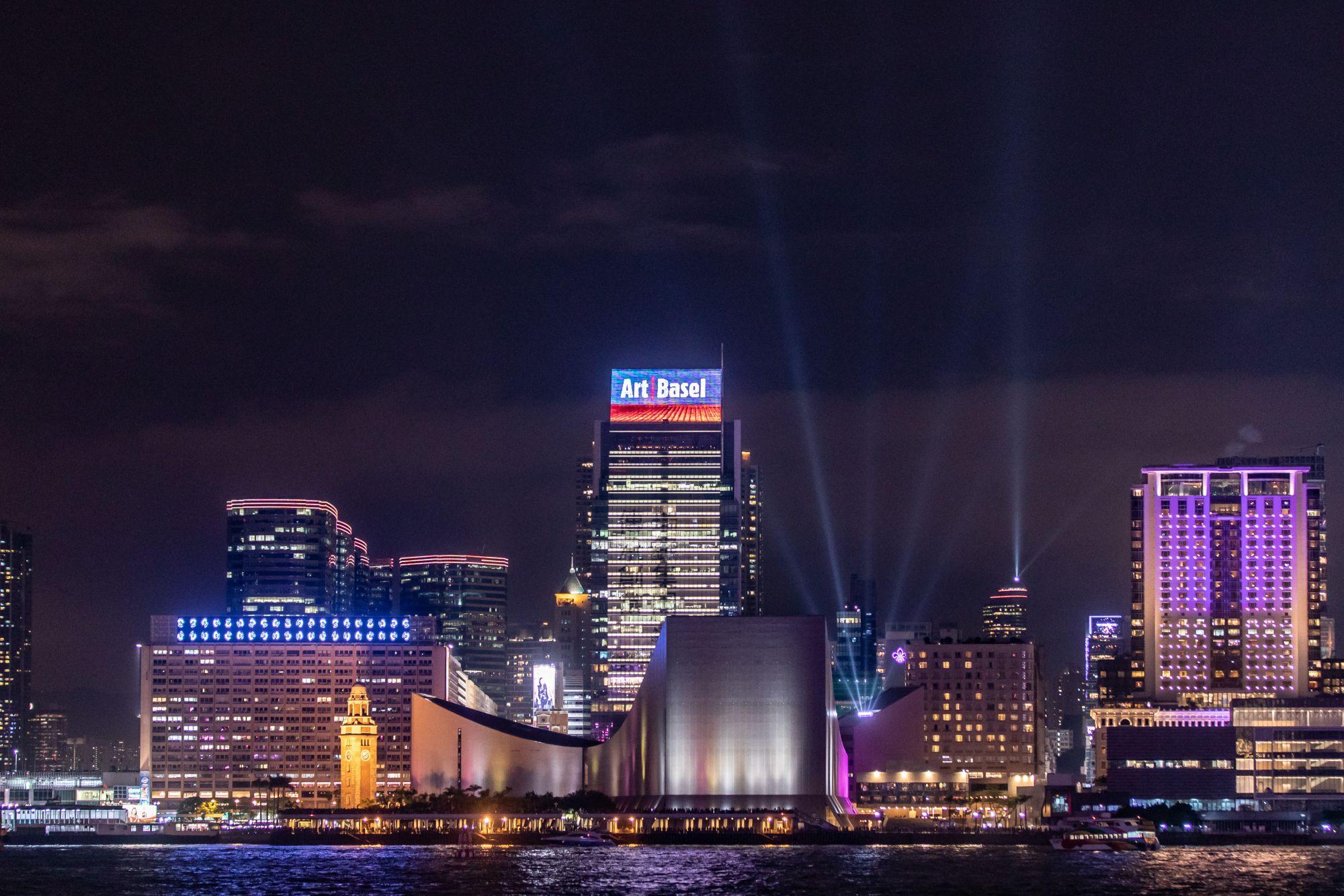 Art Basel Shifts Hong Kong Fair From March To May 2021