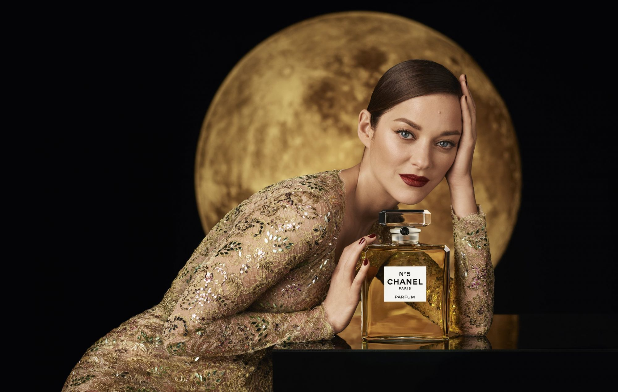 Actress Marion Cotillard Talks Chanel N°5 And The New Campaign Film