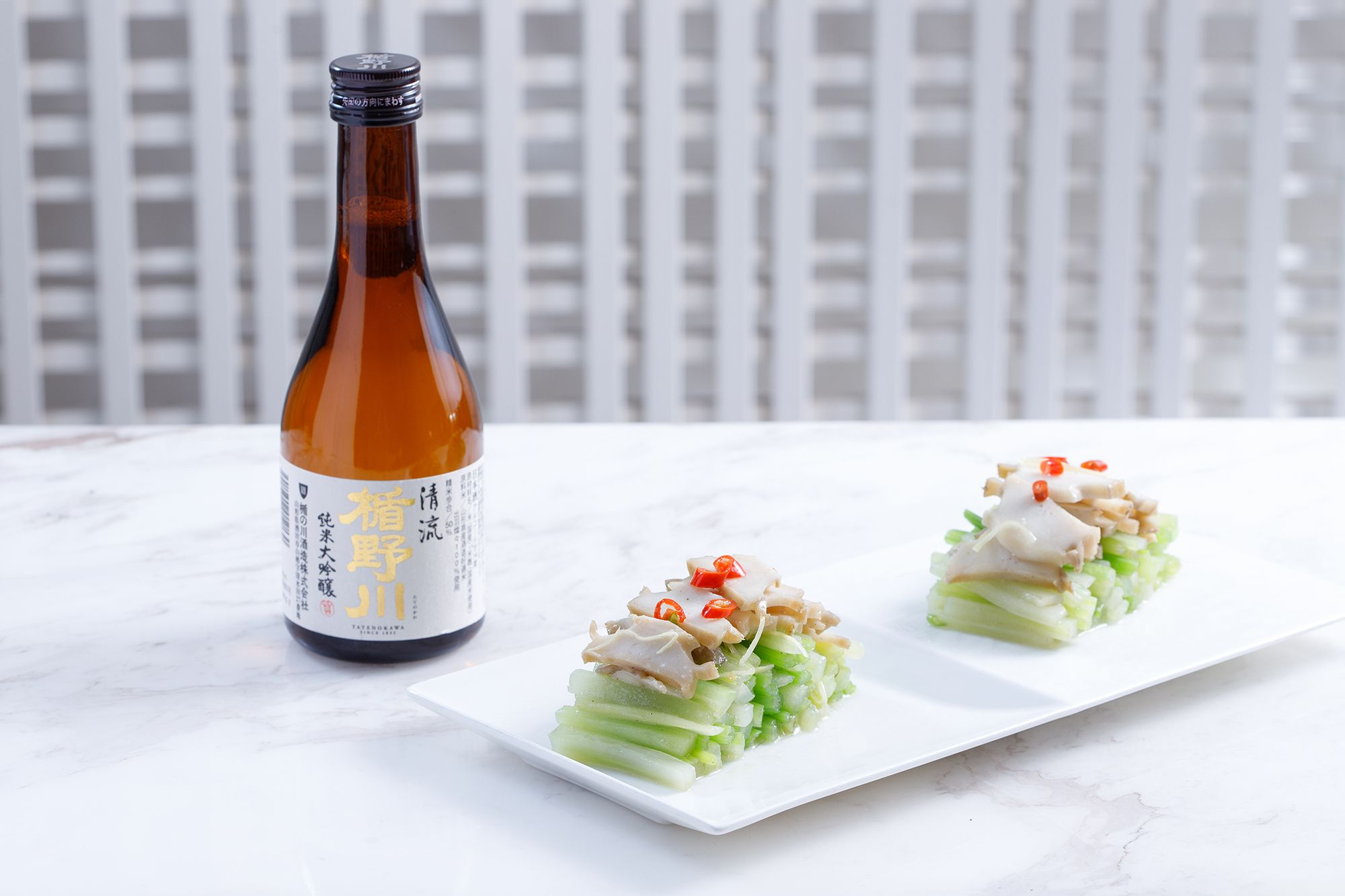Why Pairing Sake With Seafood Is The Perfect Combination