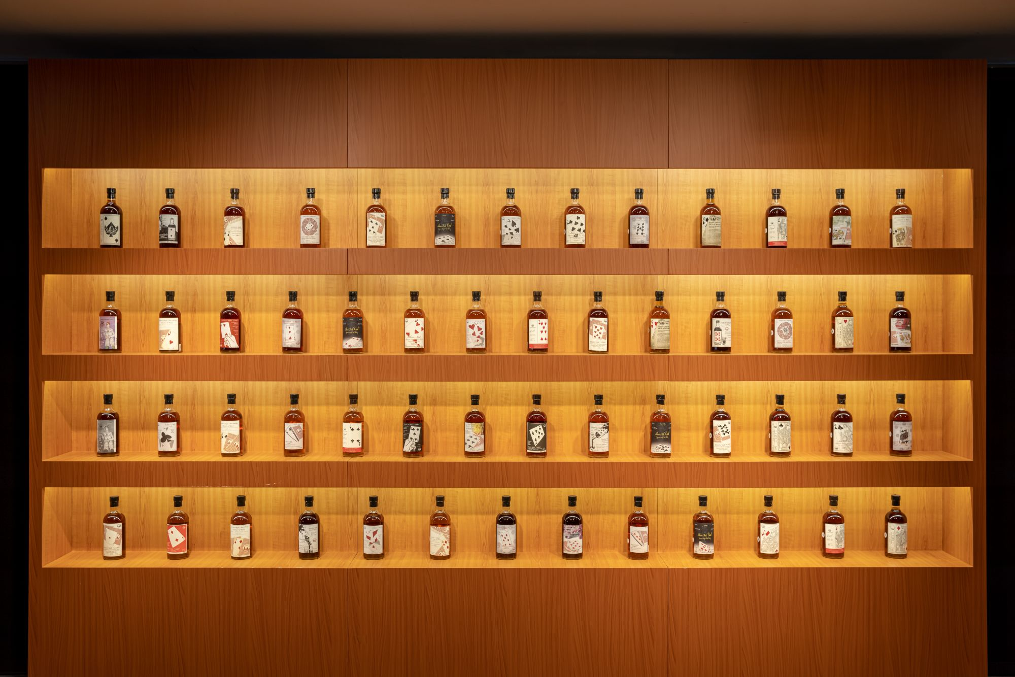 This Japanese Whisky Series Just Set A New World Auction Record