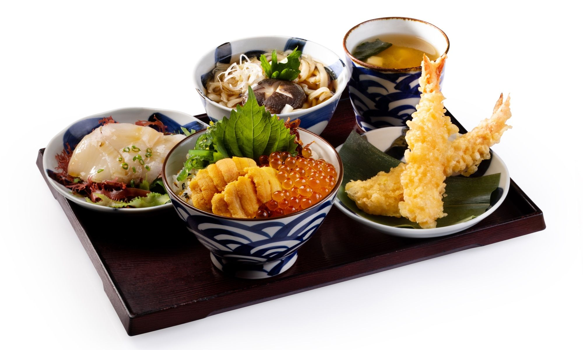 Hokkaidon Launches New Don And Udon Set Menu