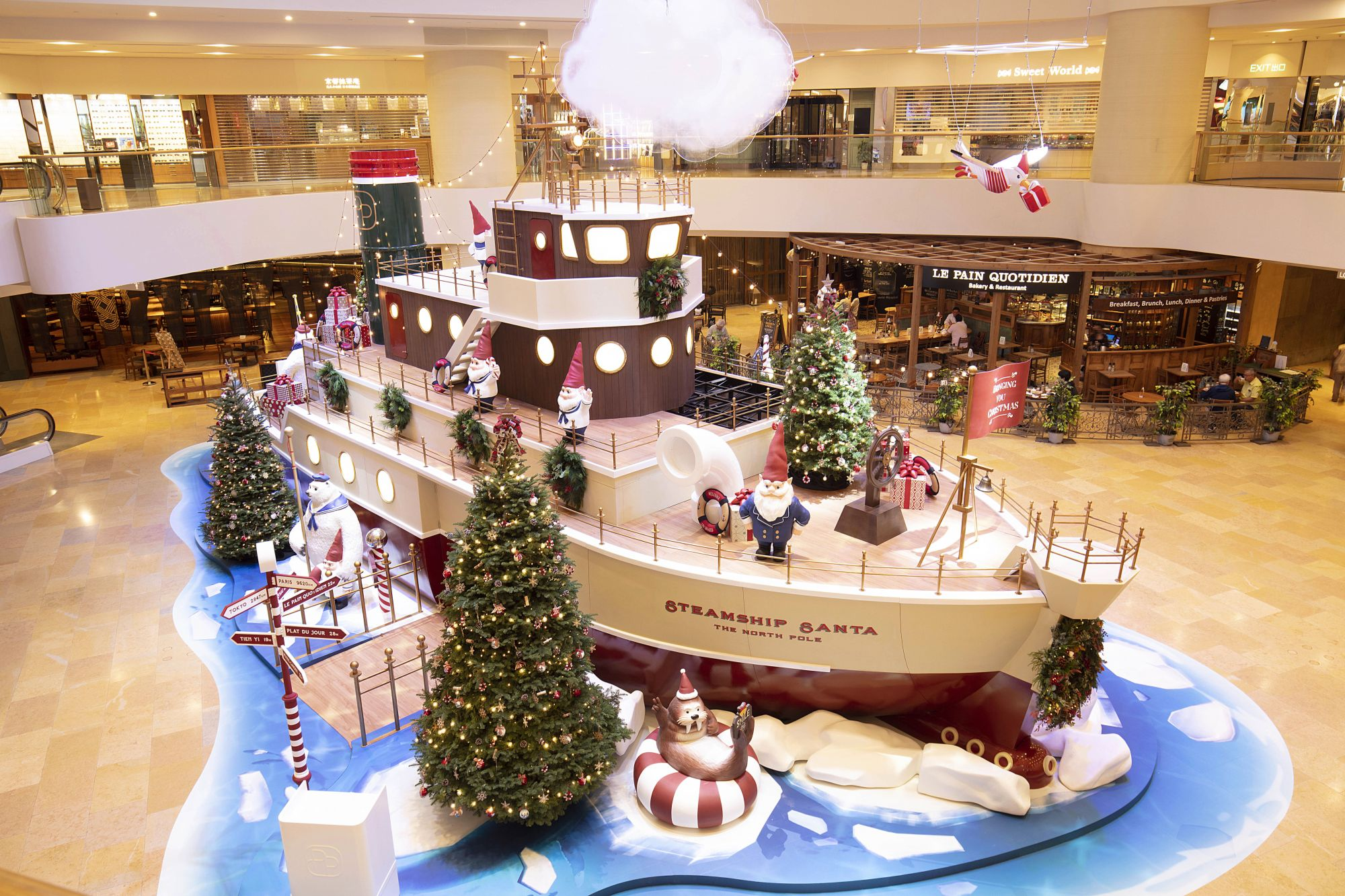 Have A Magical Christmas With Your Loved Ones At Pacific Place