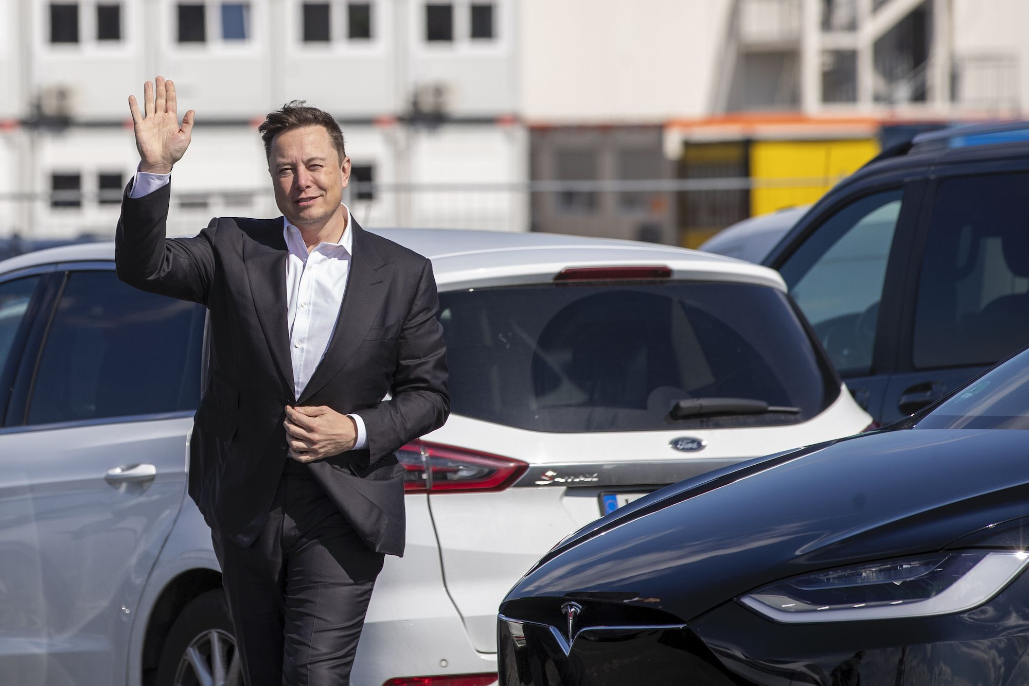 Elon Musk Is The Second Richest Person In The World