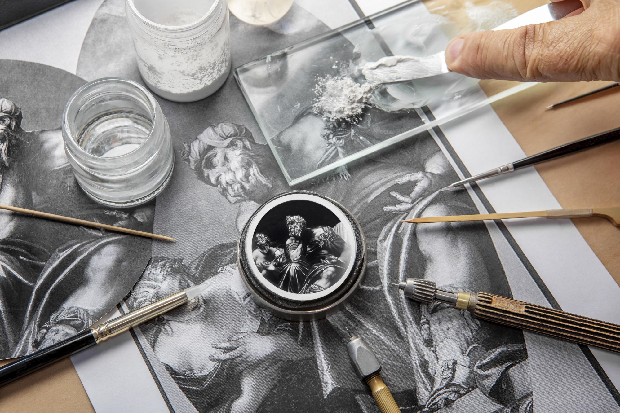 Tatler Exclusive: Louvre Museum Set To Auction Bespoke Vacheron Constantin Watch For Charity