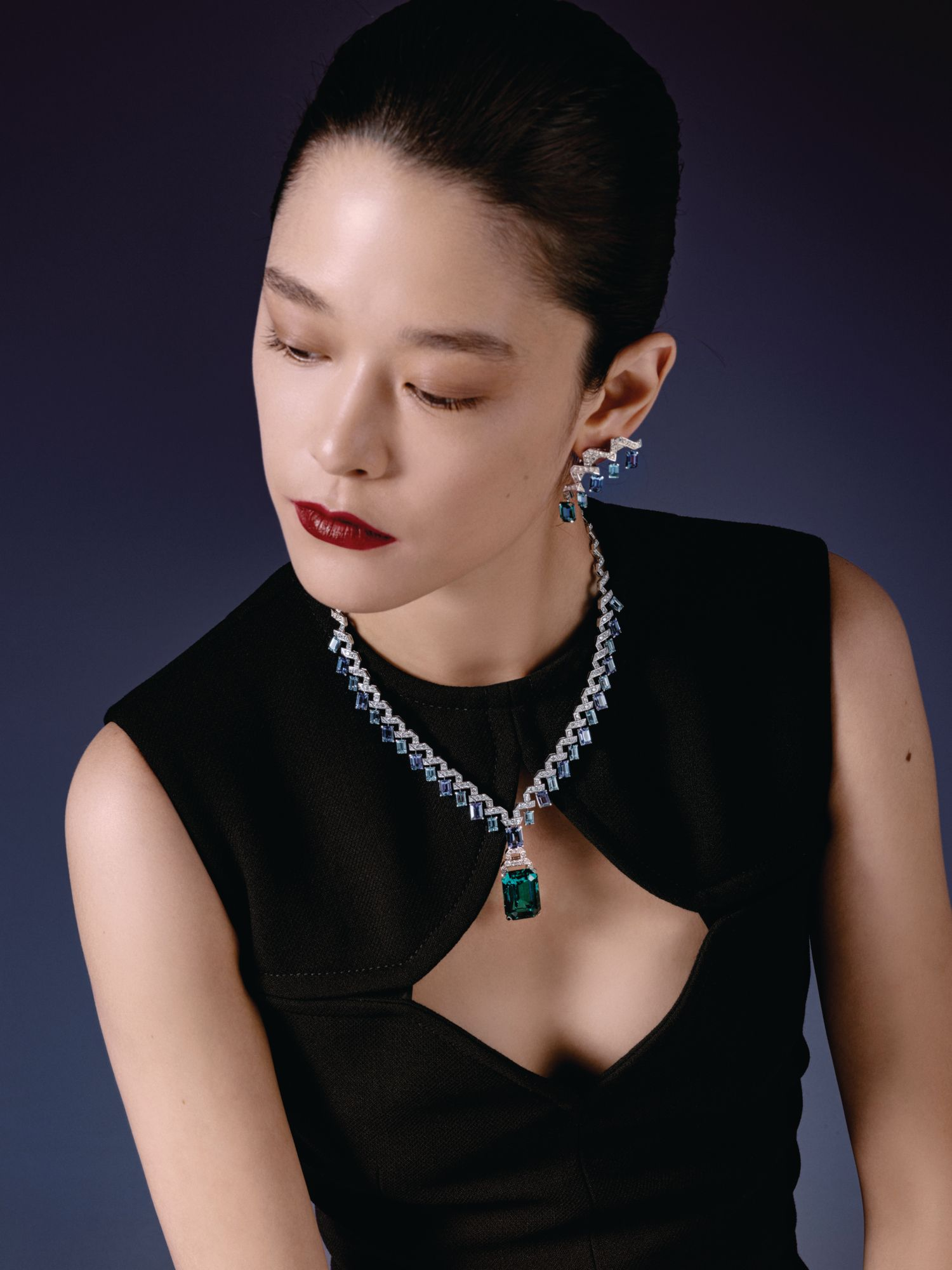 Stellar Times: Take A Journey Through The Cosmos With Louis Vuitton's New Jewellery Collection