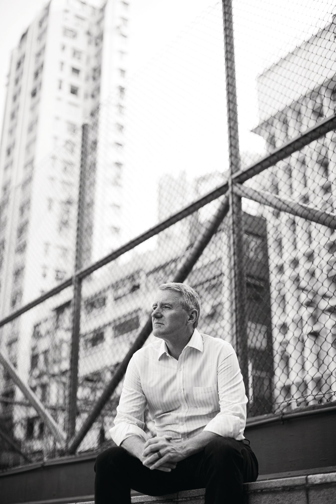 Asia's Most Influential: John Wood, Founder Of Room To Read