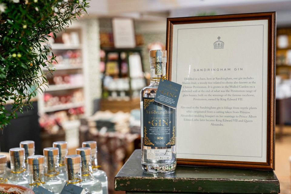 You Can Now Sip A Gin Made By Queen Elizabeth Herself