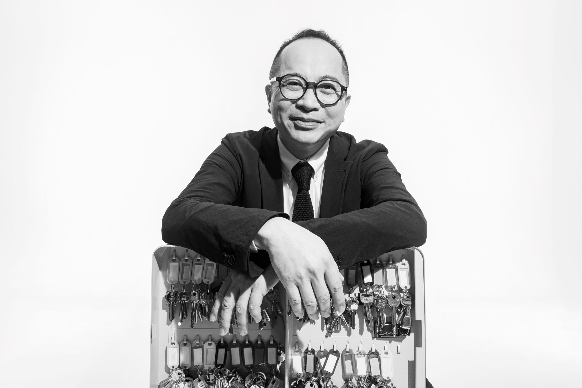 Asia's Most Influential: Ricky Yu, Founder Of Light Be