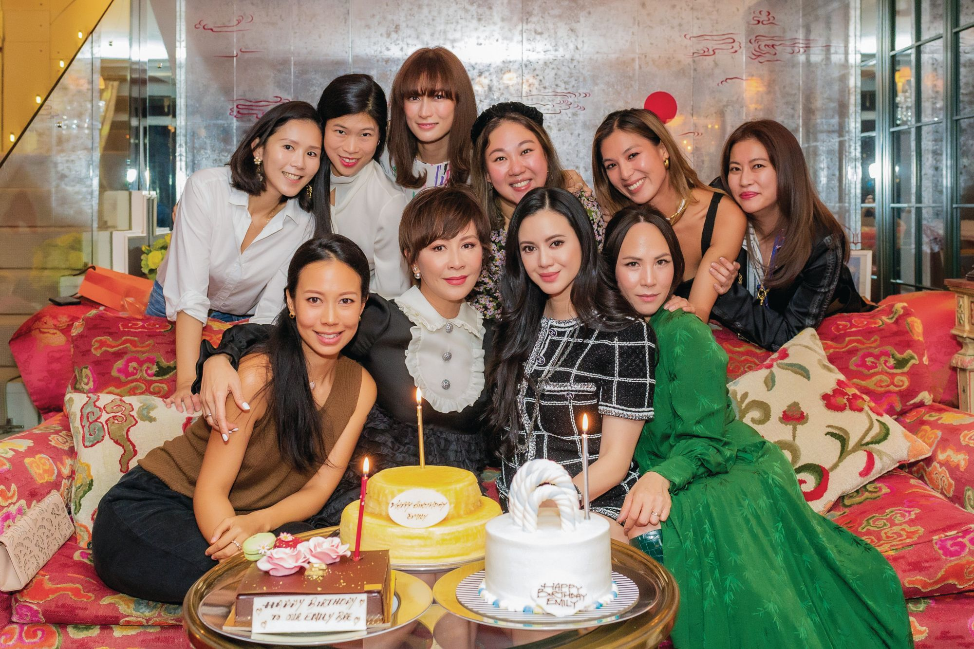 Emily Lam-Ho Celebrates Her Birthday In Style With Friends And Family
