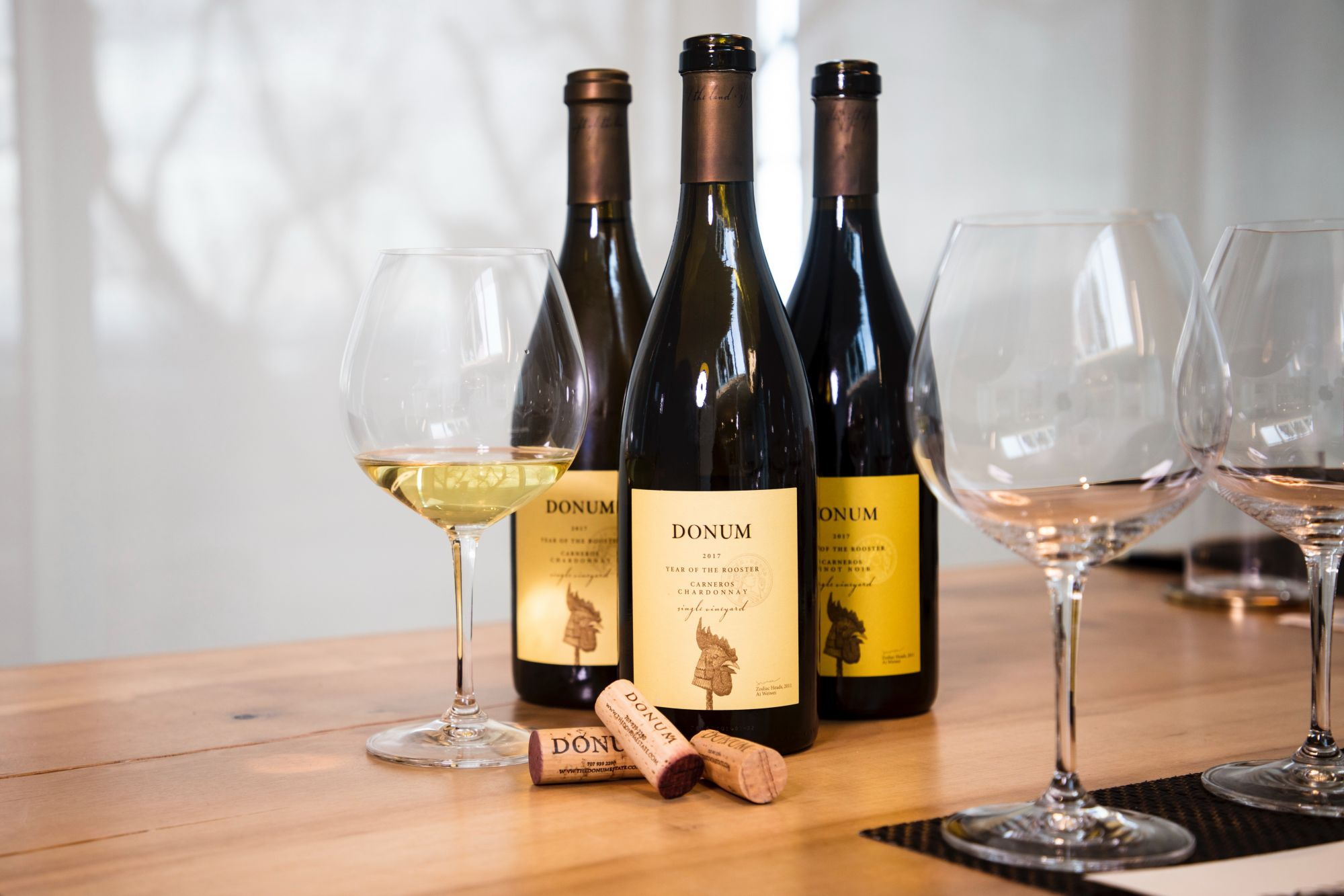 The Donum Estate Expands its Exclusive Wine Distribution to Hong Kong