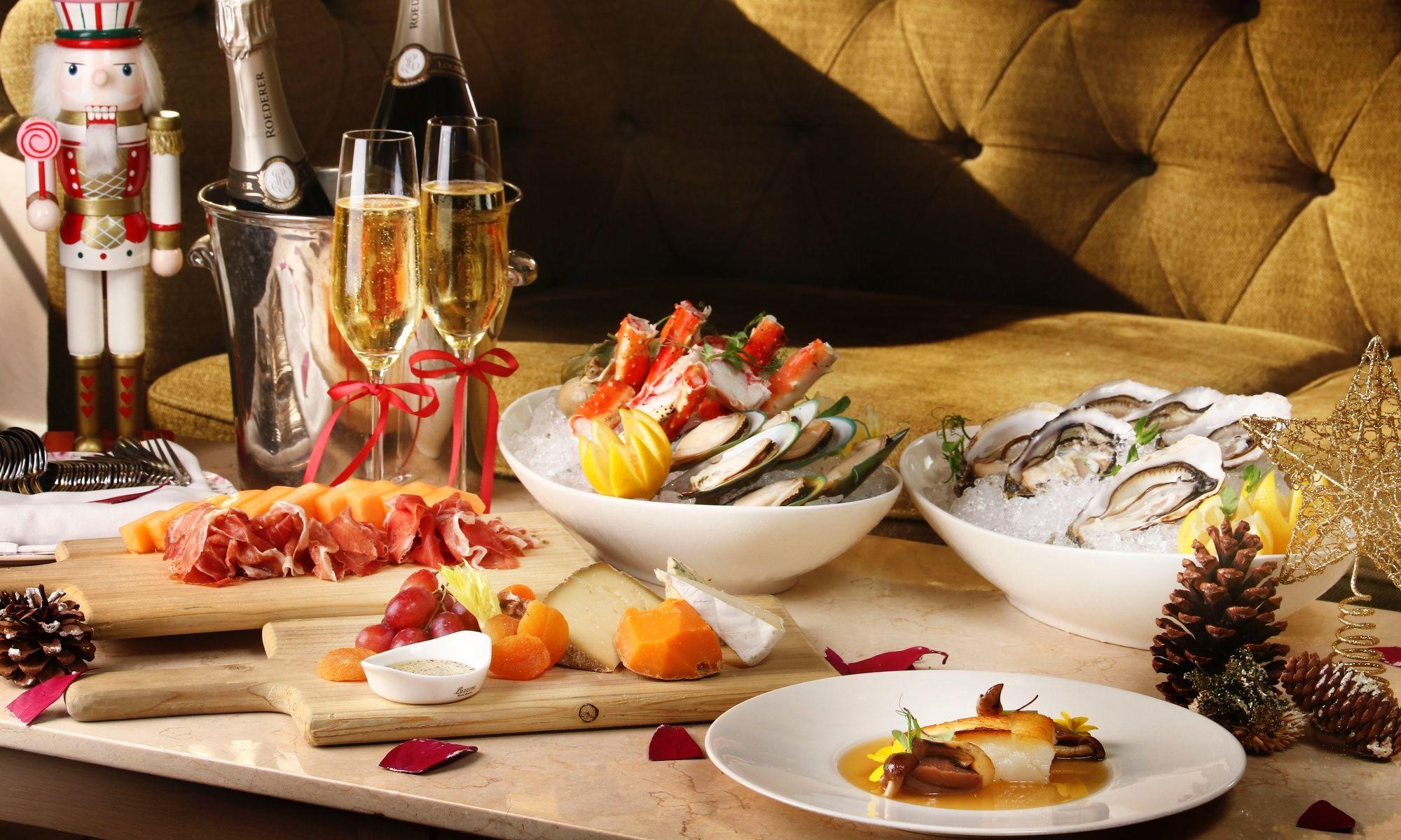 Maison Es Celebrates The Joyous Holidays With Festive Brunch And Dinner Menus