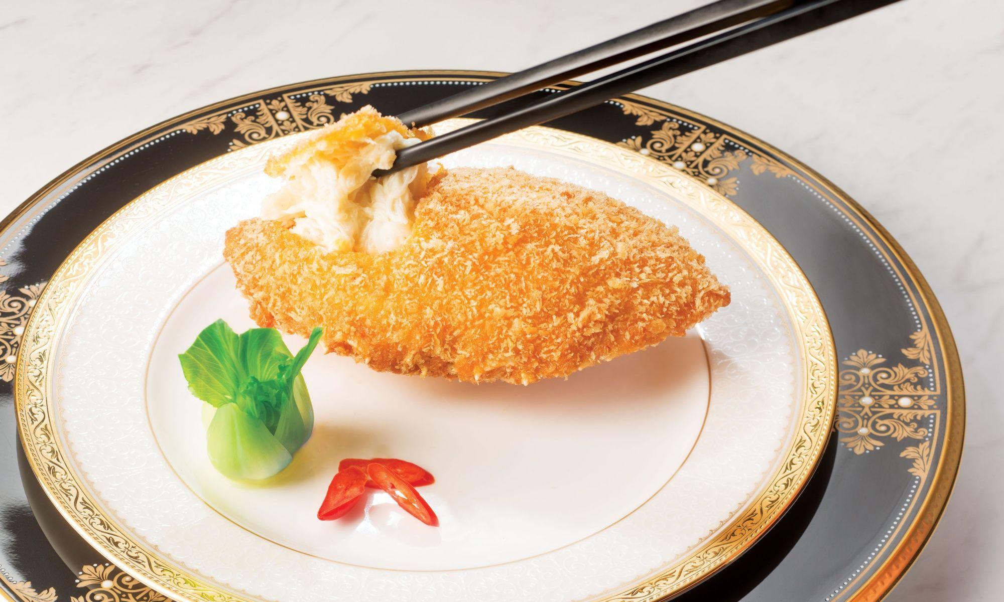 Tang-Court-Restaurant-Hong-Kong-Cantonese-Cuisine-Crab-Shell