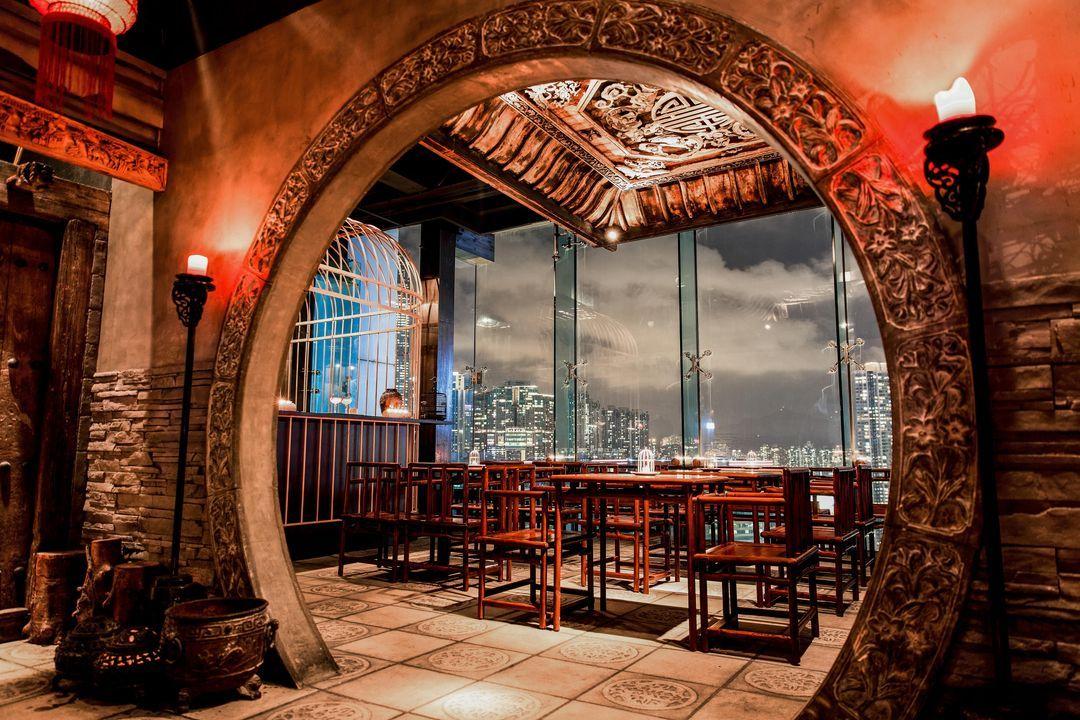11 Luxurious Restaurants Offering The Best Views Of Hong Kong