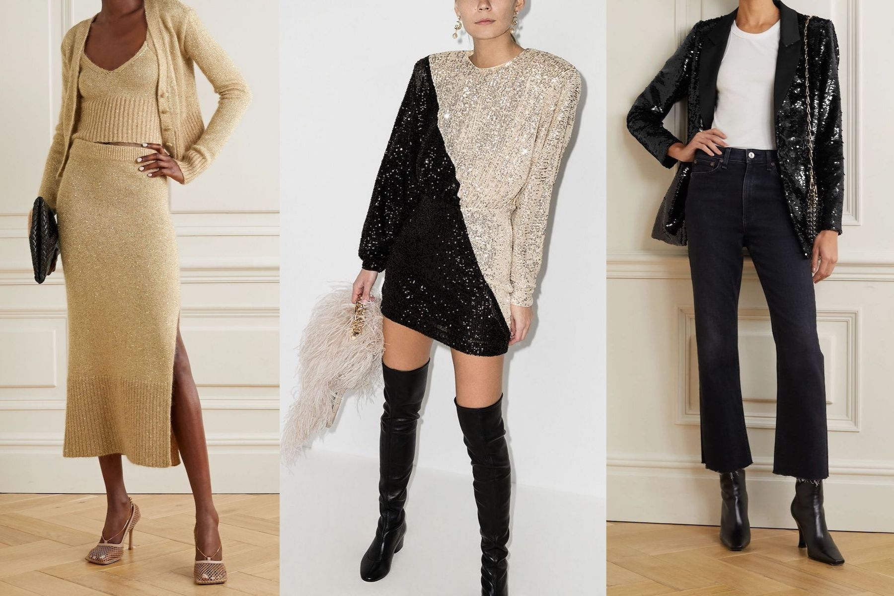 11 Sequin Pieces To Shine In This New Year's Eve 2021 | Tatler Hong Kong