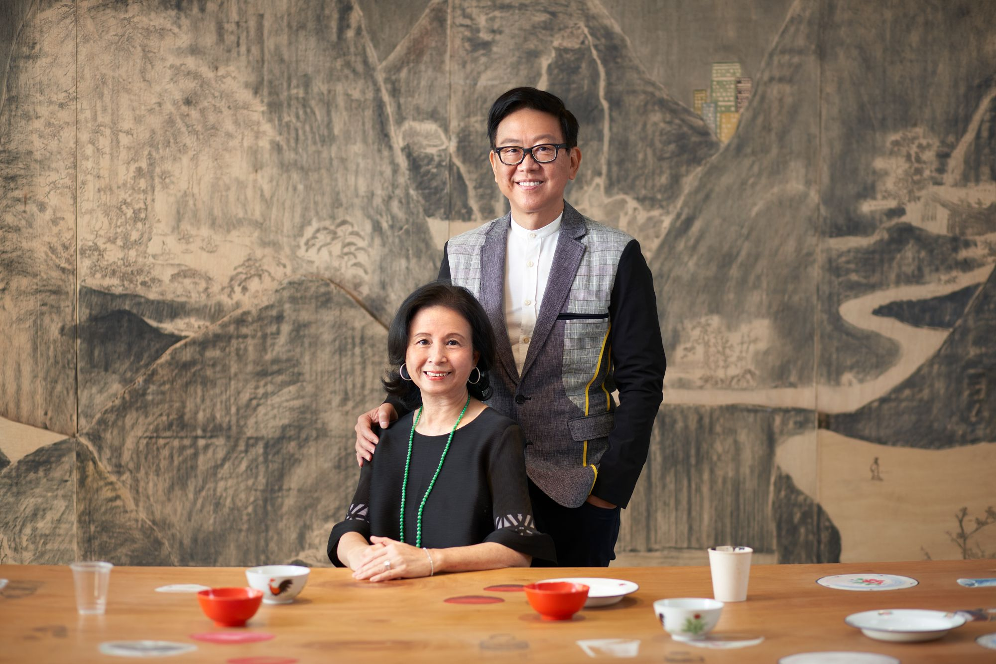 Art Collectors William And Lavina Lim Donate Nearly 100 Artworks To M+ In Hong Kong