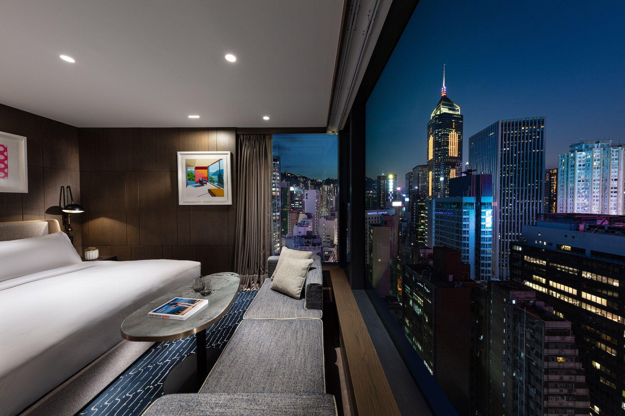 First Look: The Hari Hong Kong Opens This December 2020