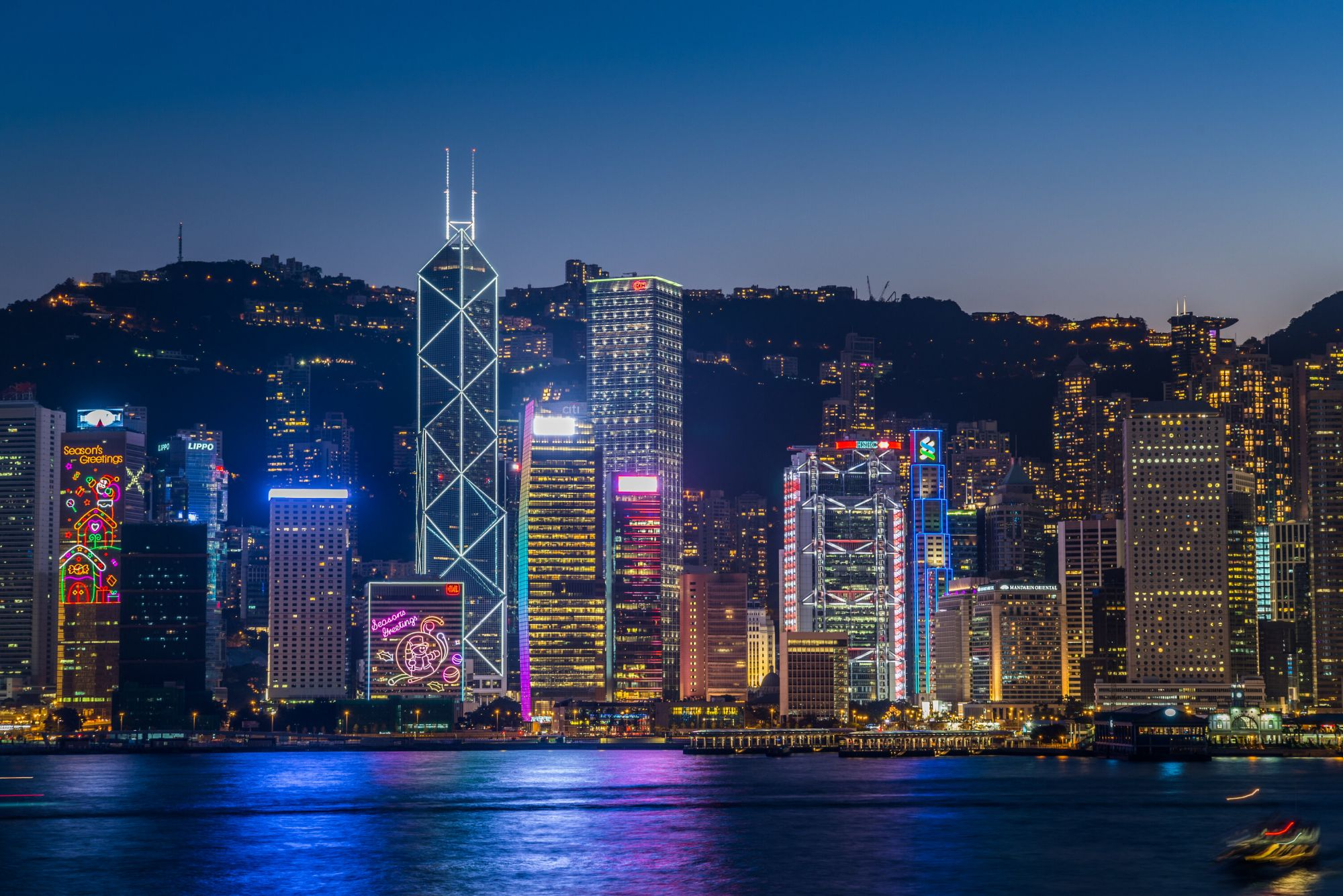 what to do in hong kong over christmas