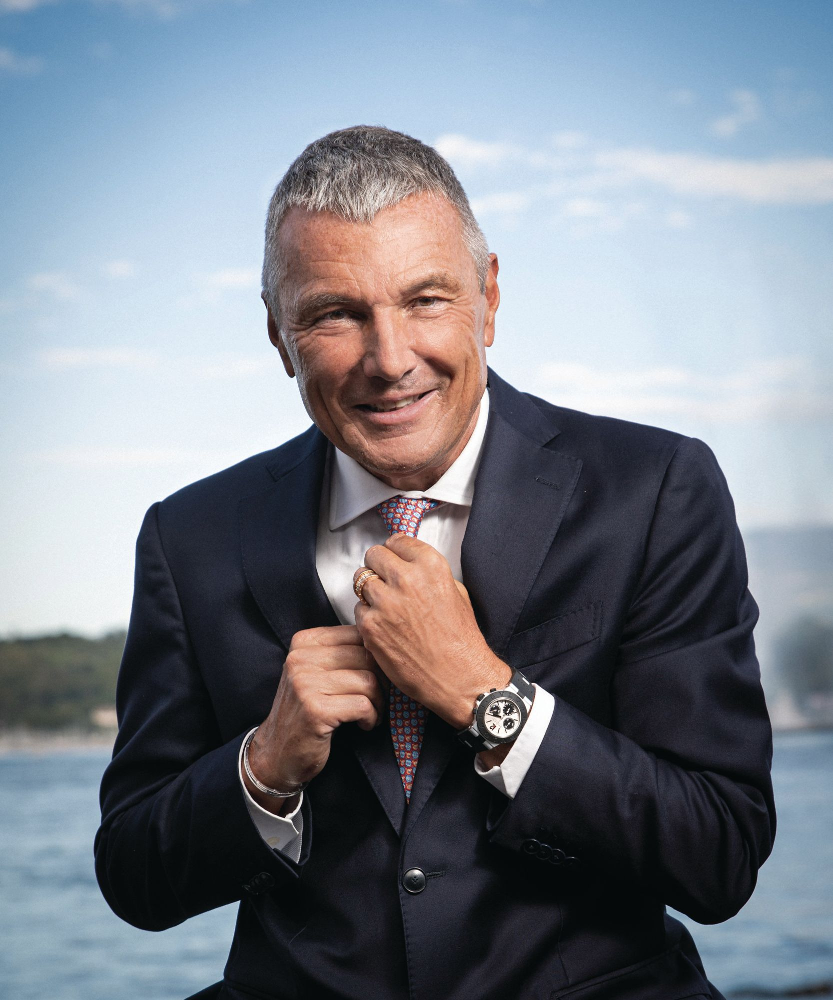 Bulgari's CEO, Jean-Christophe Babin on Geneva Watch Days