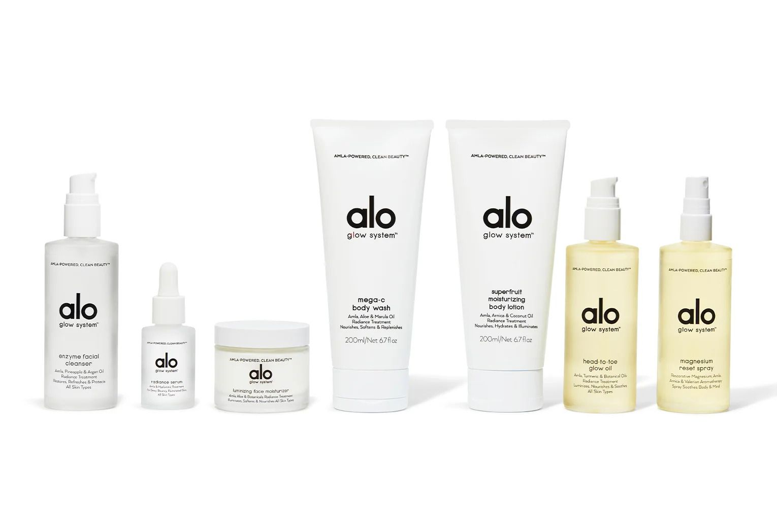 Cult-Favourite Athleisure Brand Alo Yoga Launches New Clean Skincare Collection