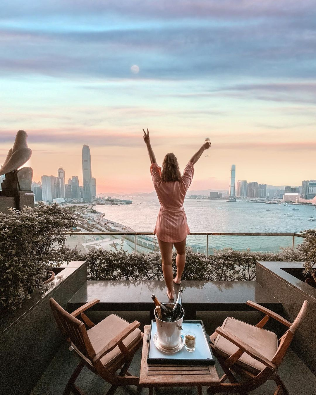 The Most Instagrammable Spots In Hong Kong's Luxury Hotels
