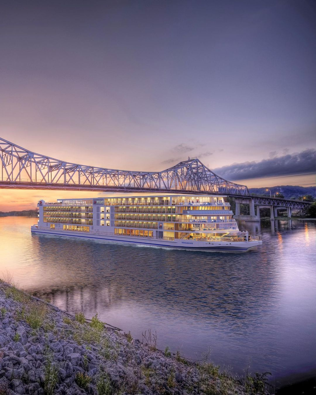 This 28-Country Around-The-World Cruise Is Scheduled To Depart In 2022