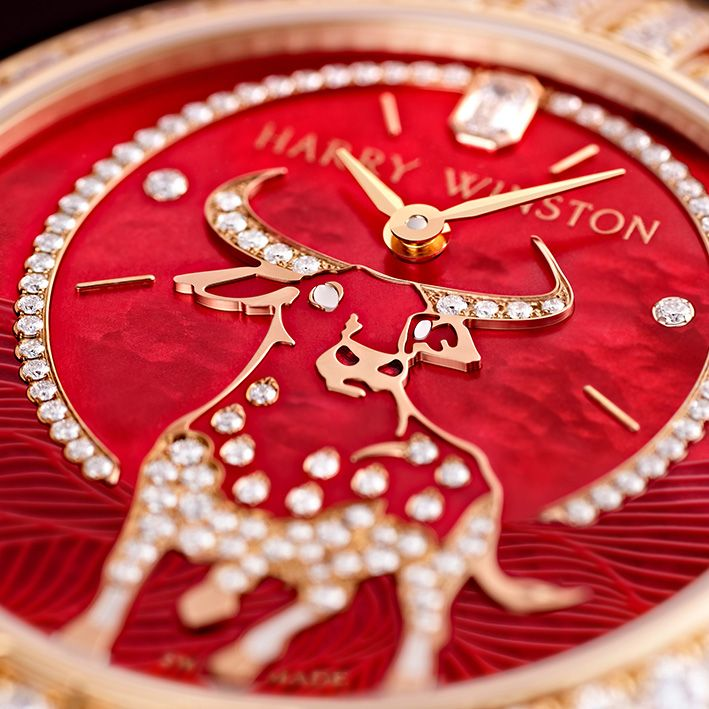 7 Luxury Watch Brands That Are Celebrating Chinese New Year 2021 Tatler Hong Kong