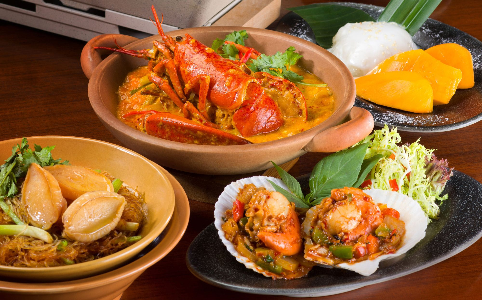 Seafood Feast At Mango Tree Elements