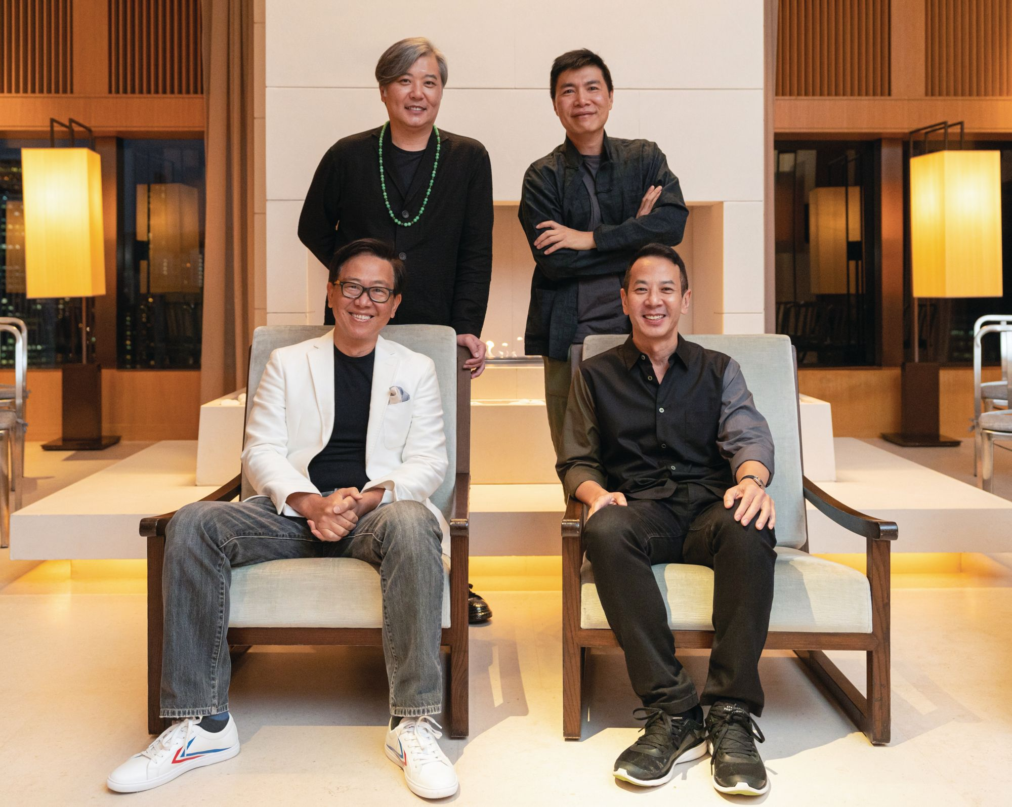 Peter Cheung Takes A Trip Down Memory Lane For Tatler's Latest House Stories Session