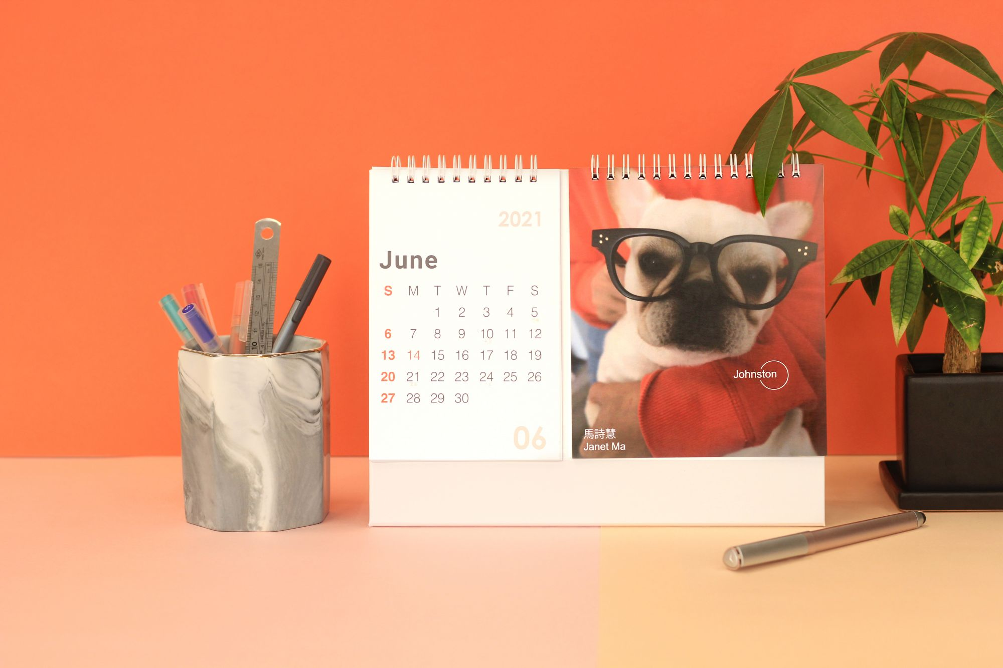 Fawn Over Tatler Friends' Adorable Pets With This Charity Calendar