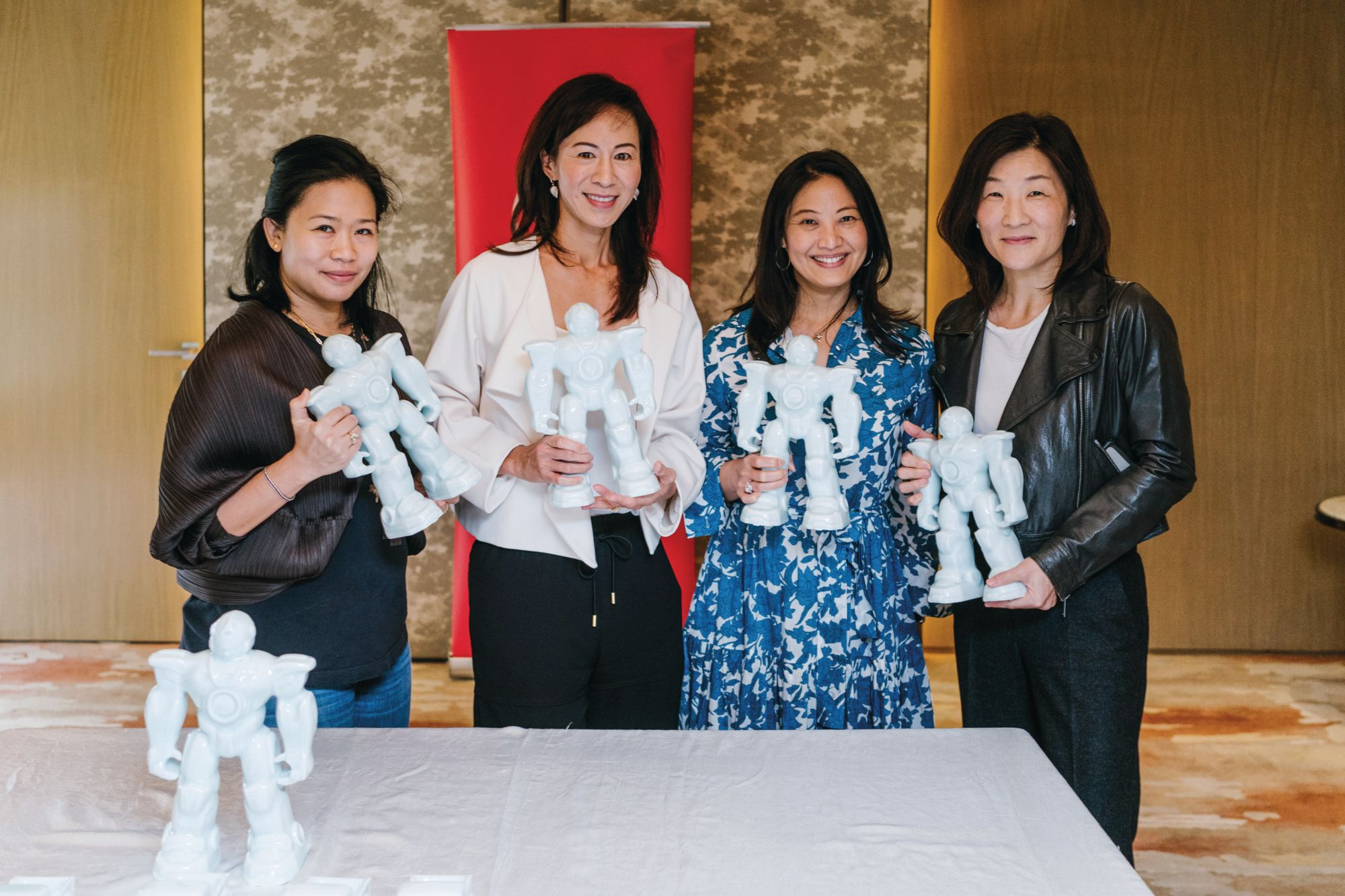 The Asian Cultural Council Hosts A Fundraising Luncheon At The Aberdeen Marina Club